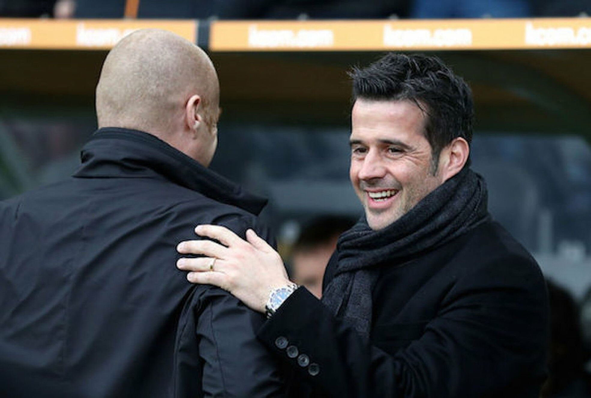Marco Silva or Sean Dyche?