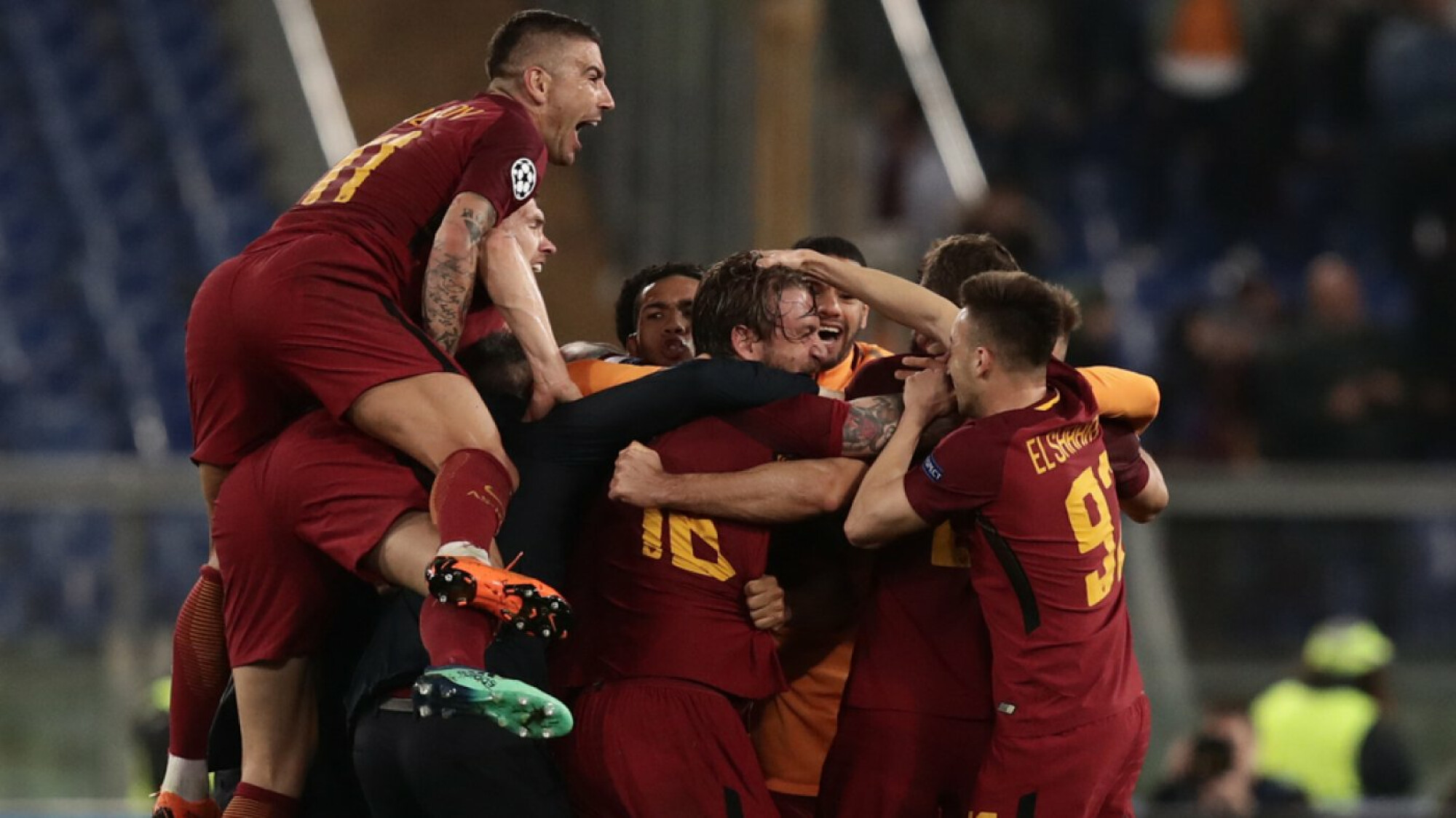 Revealed! How AS Roma dumped FC Barcelona out of the Champions League
