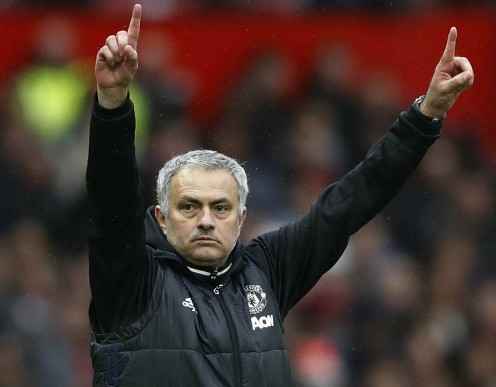 "Believe in ""The Special One"""