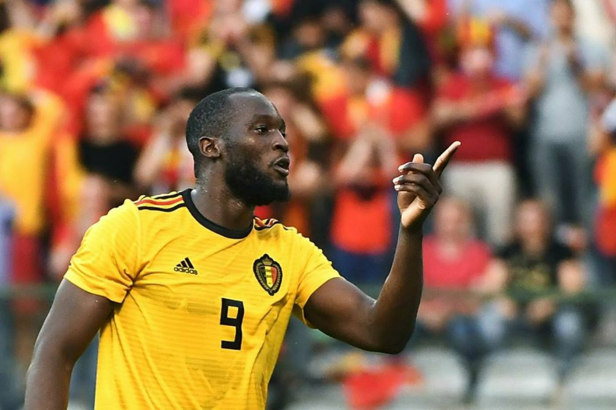 Romelu lukaku: The story of my life