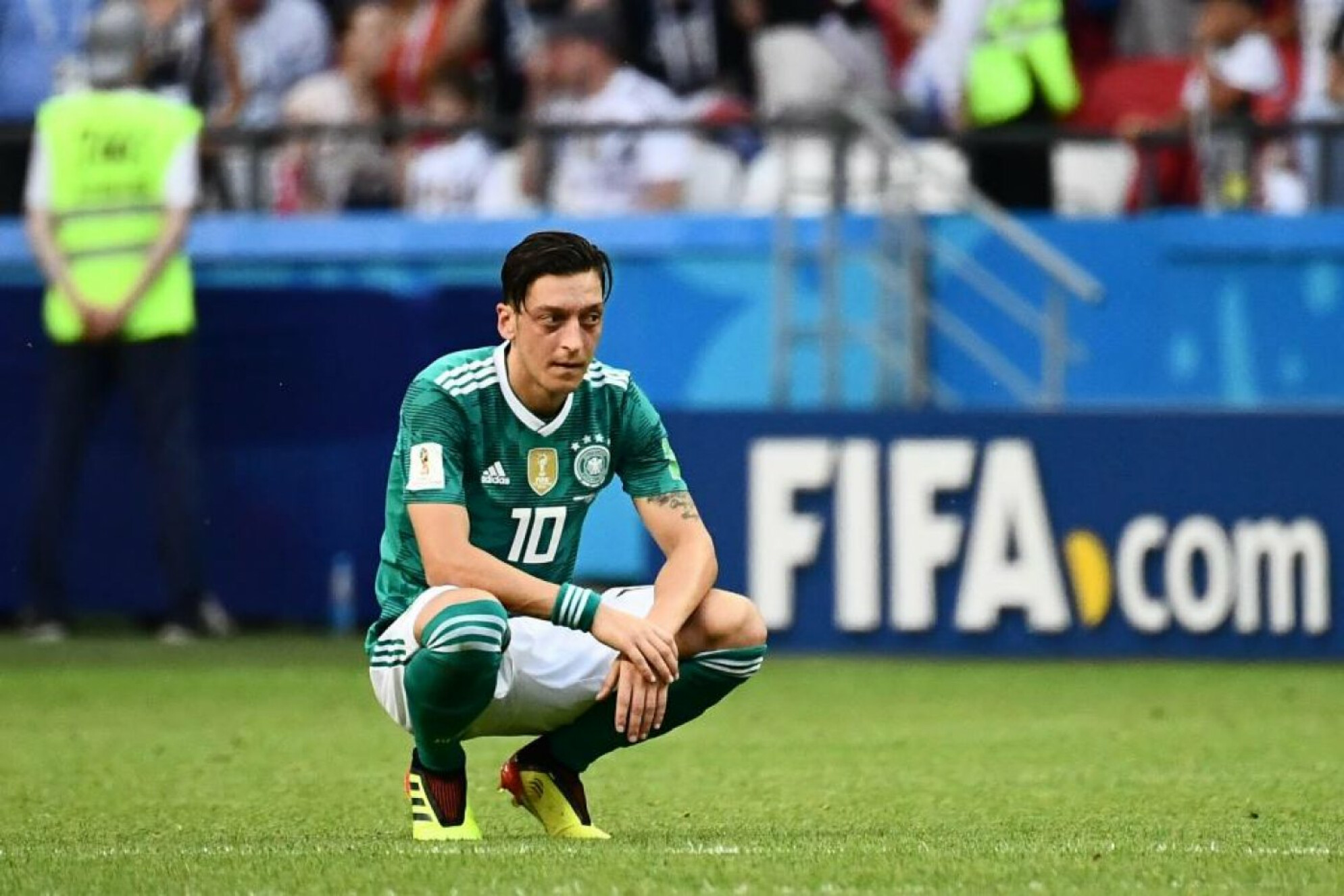 Sign the petition: Mesut Ozil, We stand with you