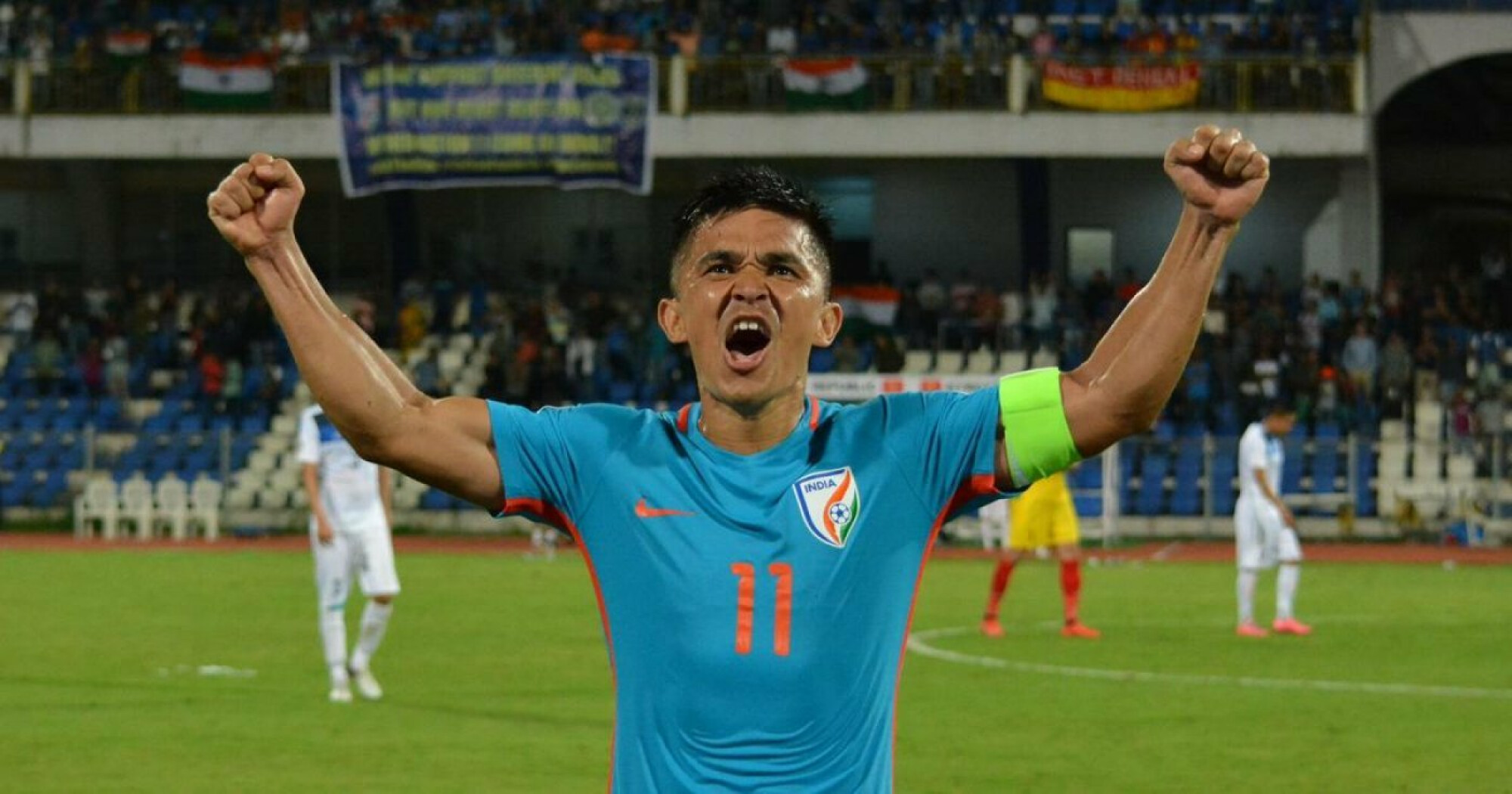 The Chhetri/Virat social media pull that could spur the nation on to Asian Cup glory