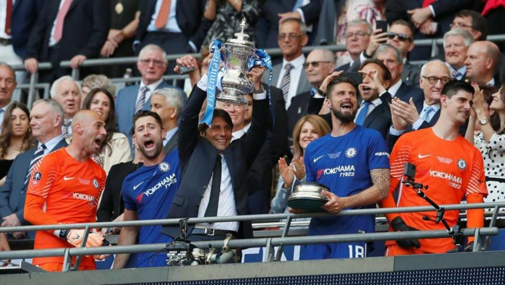 How Chelsea conquered Manchester United at Wembley