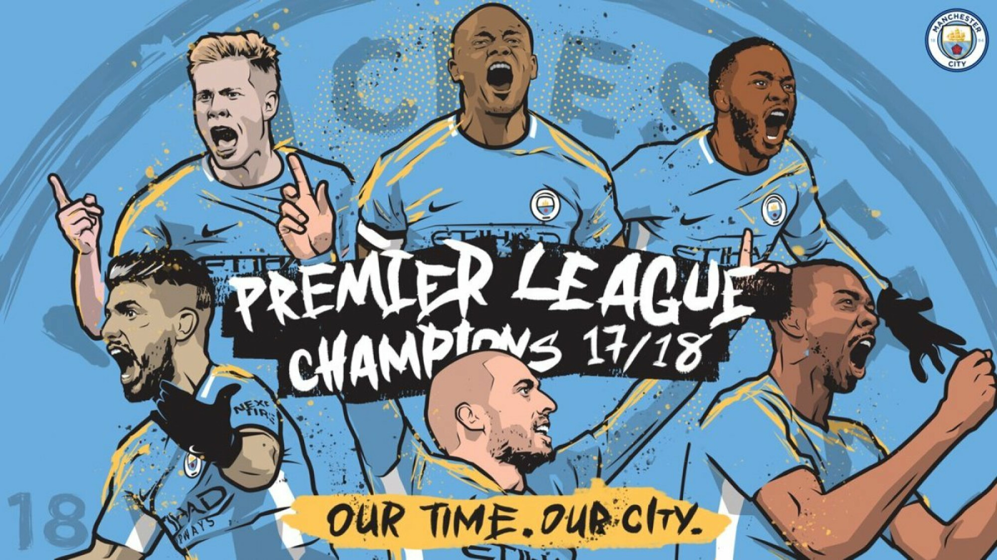 Can Manchester City repeat the record winning feat of 2017/18?