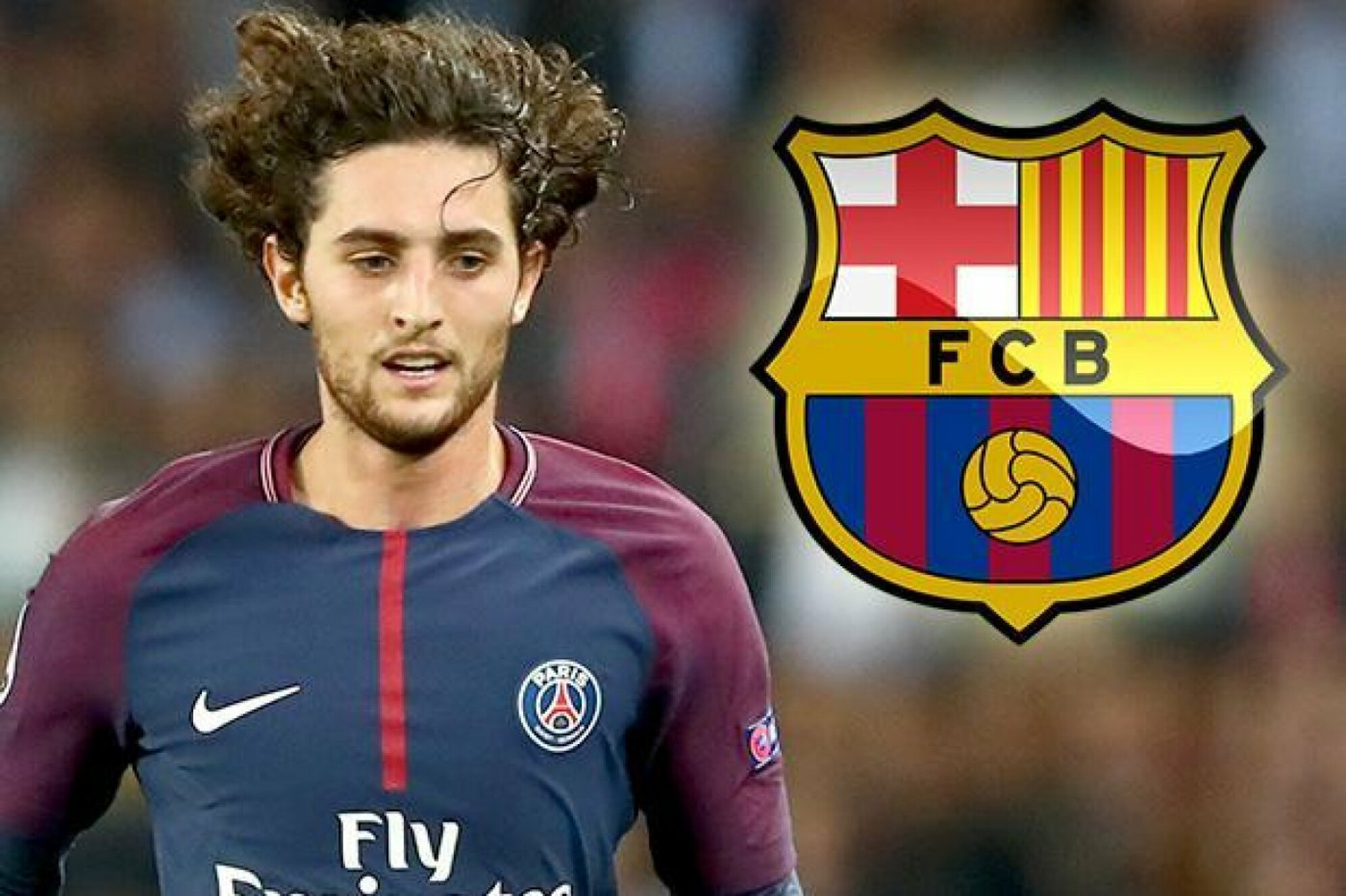 FC Barcelona forced to make a statement regarding Adrien Rabiot