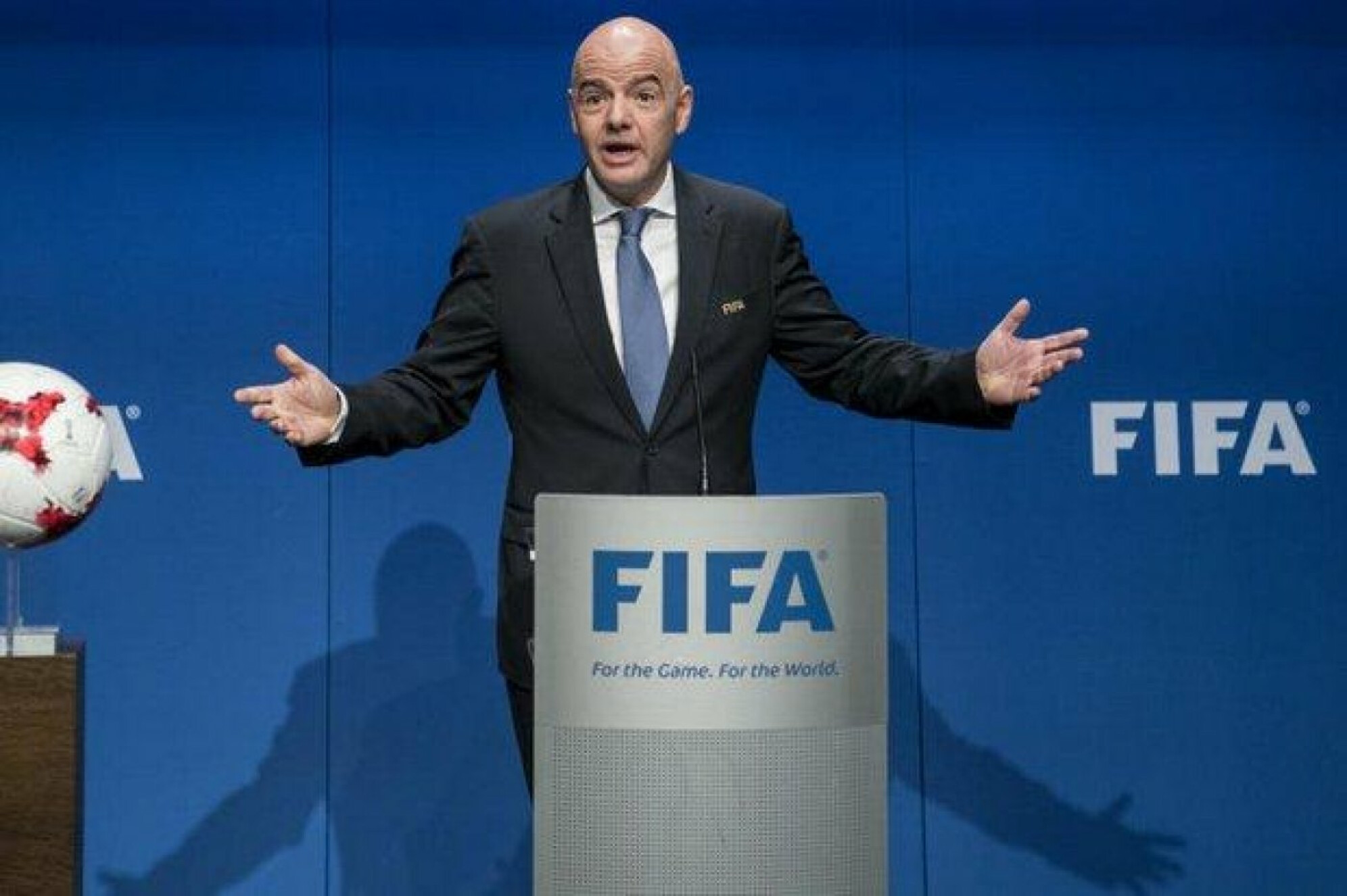 GOOD NEWS: Infantino hints 48-team World Cup to turn into reality in 2022 itself!