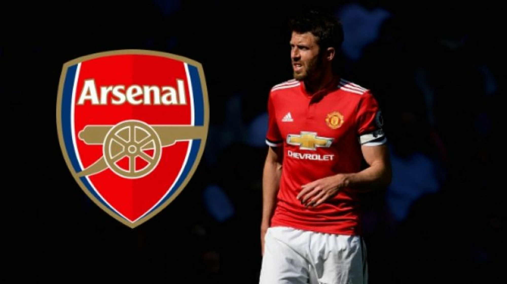 Michael Carrick almost joined Arsenal!