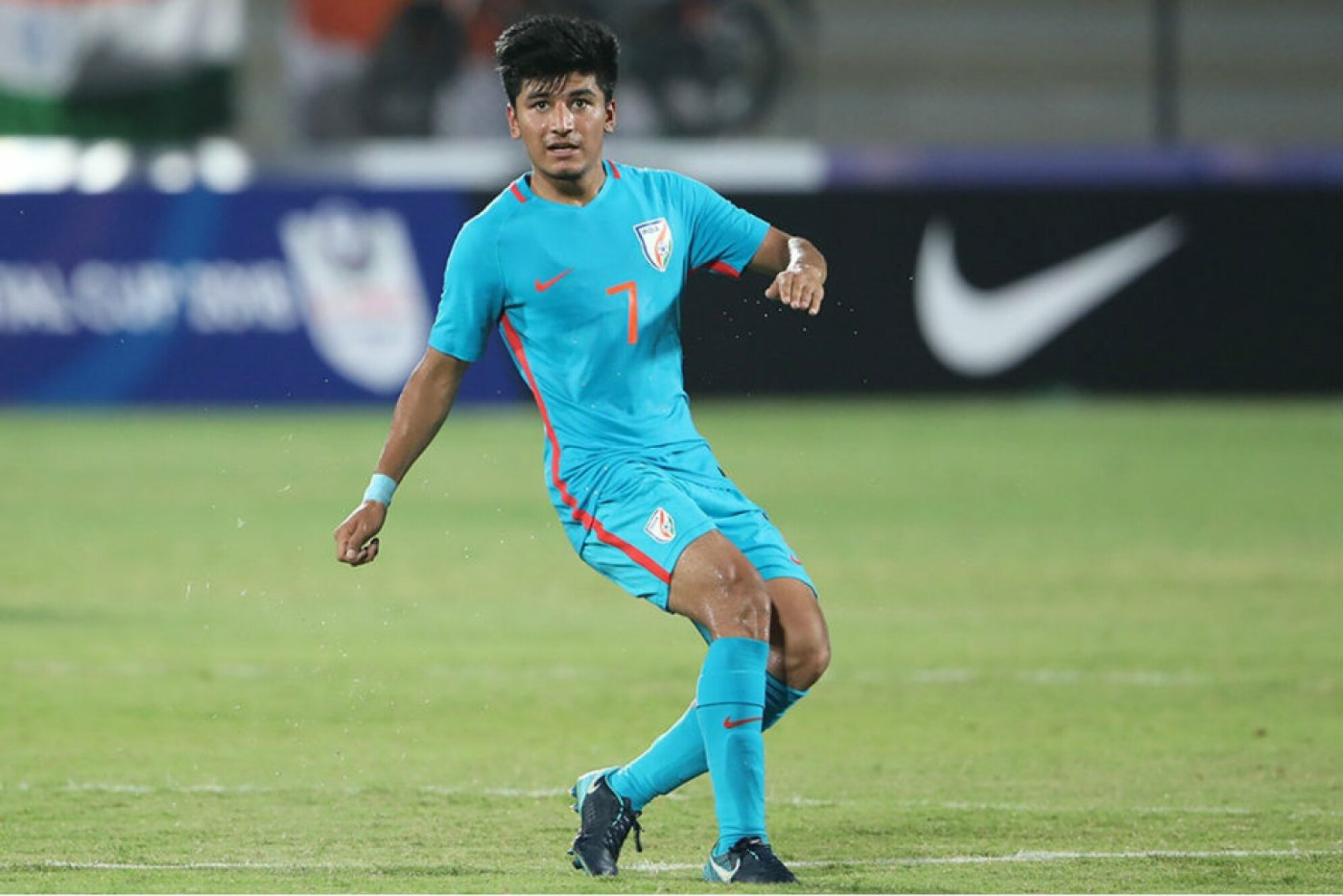 """We will fight hard"" - Anirudh Thapa"