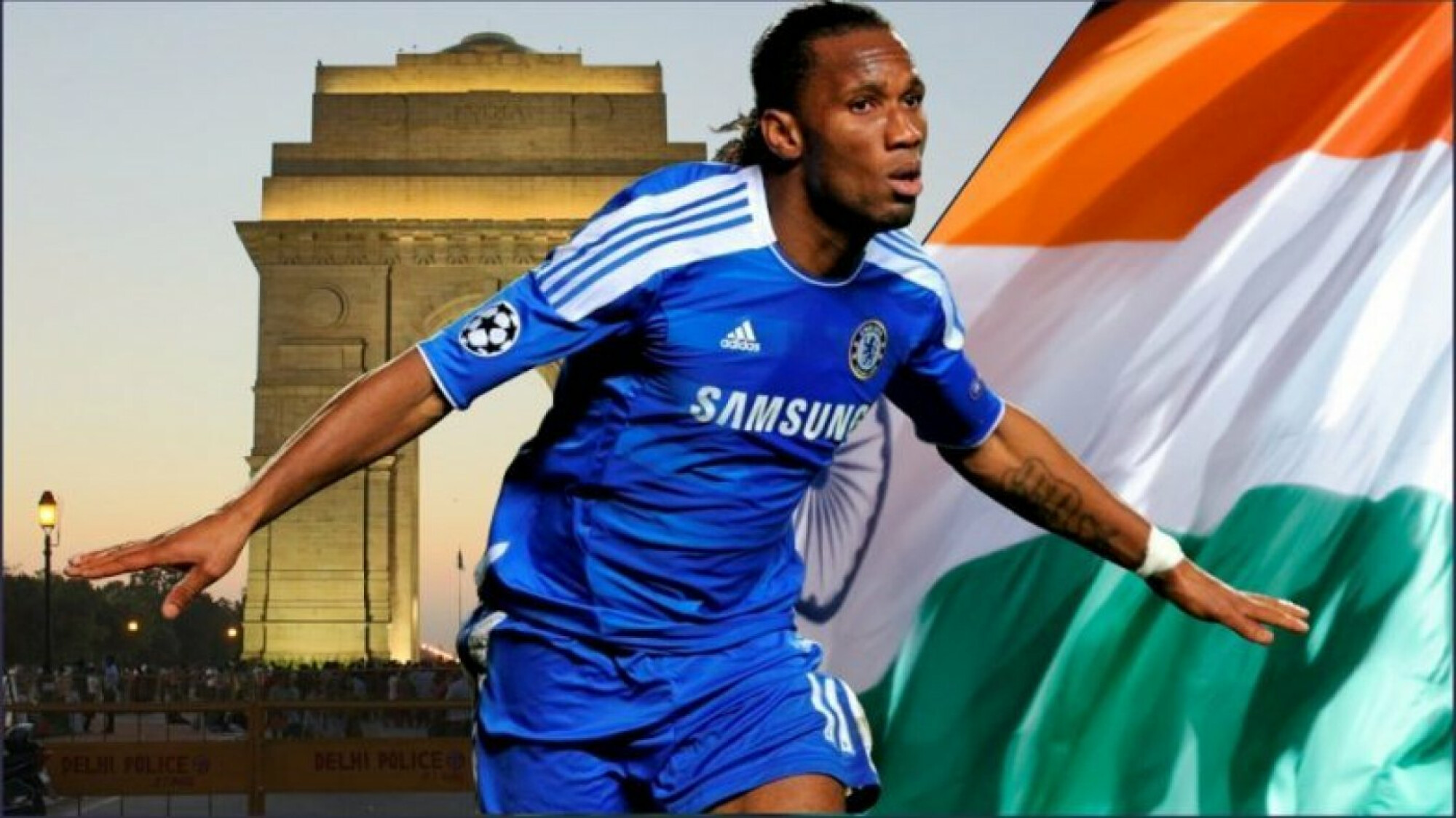 Didier Drogba set to visit India this month