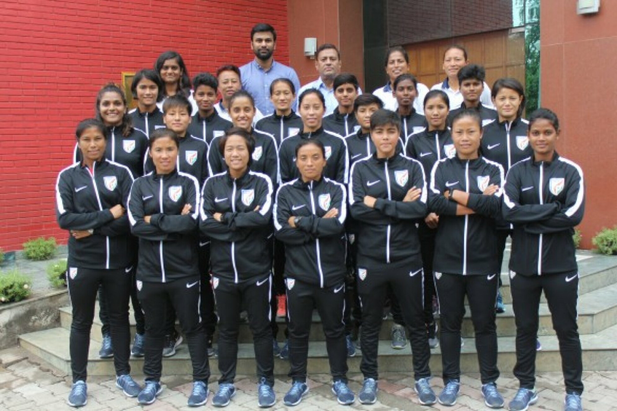 Indian women's team set to play international friendlies in East Asia.