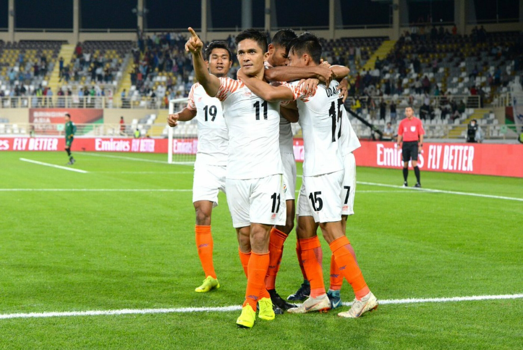 Asian Cup 2019: Lethal India thump Thailand to register biggest Asian Cup win