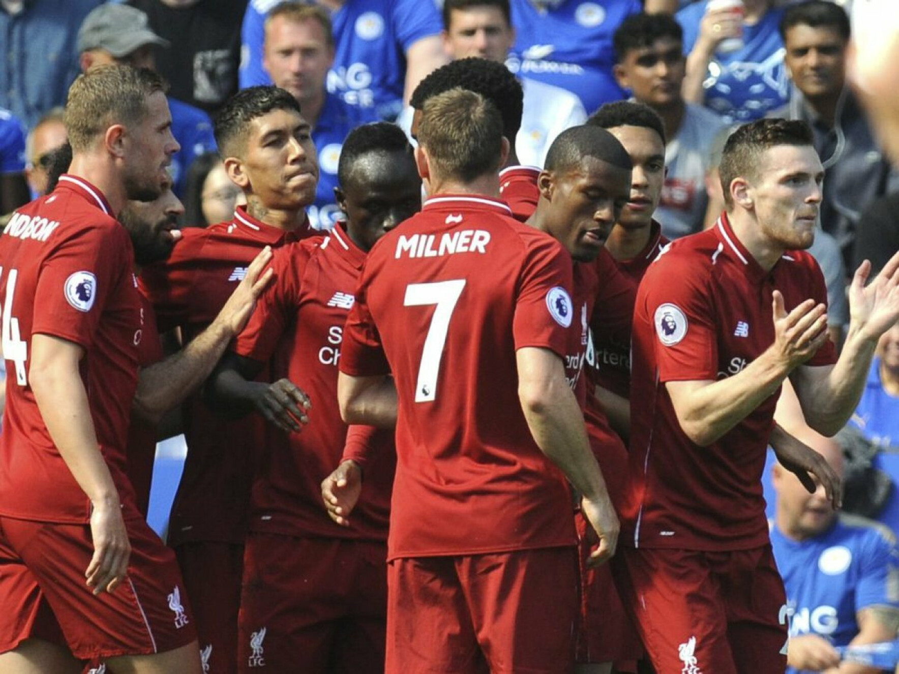 Liverpool scrap past Leicester despite Alisson howler