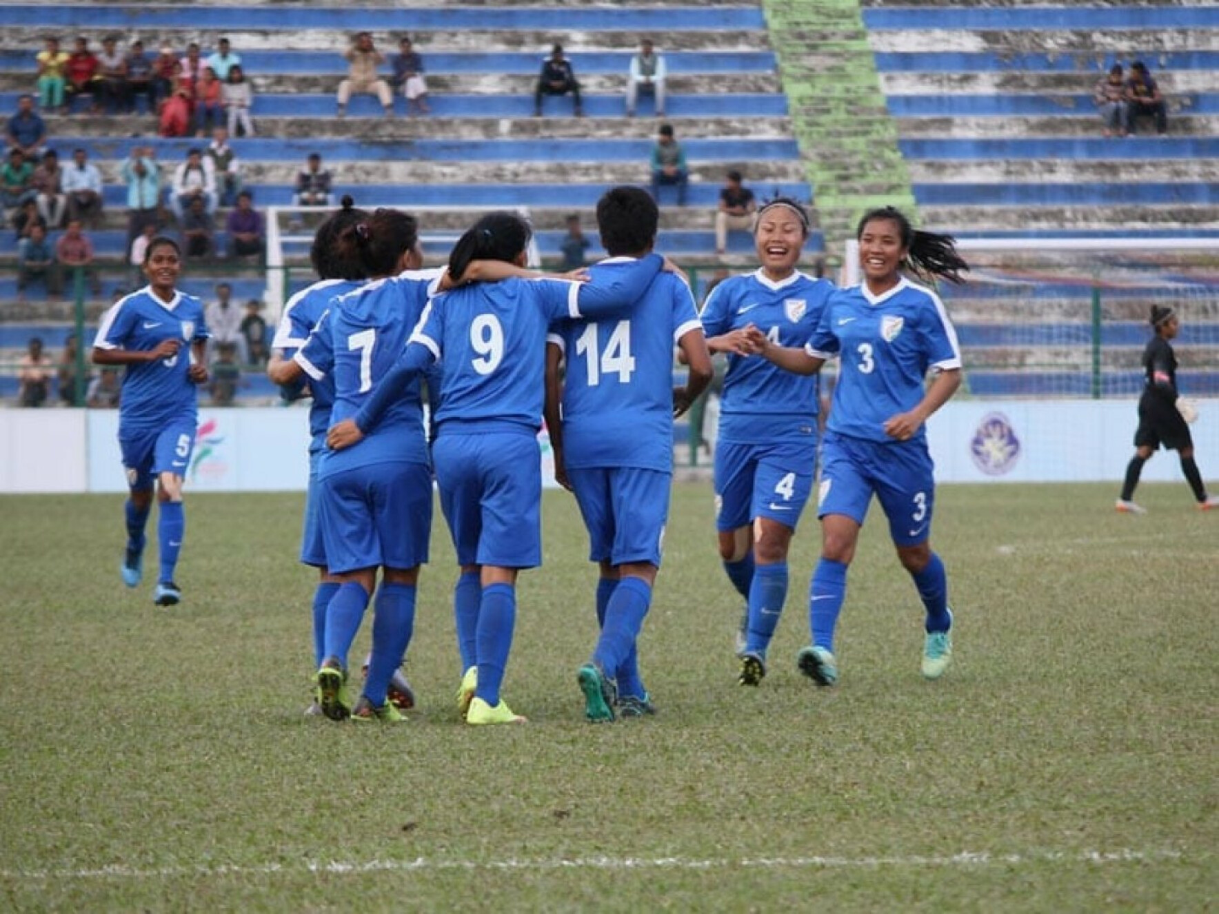 AIFF set to host a four-nations women's tournament