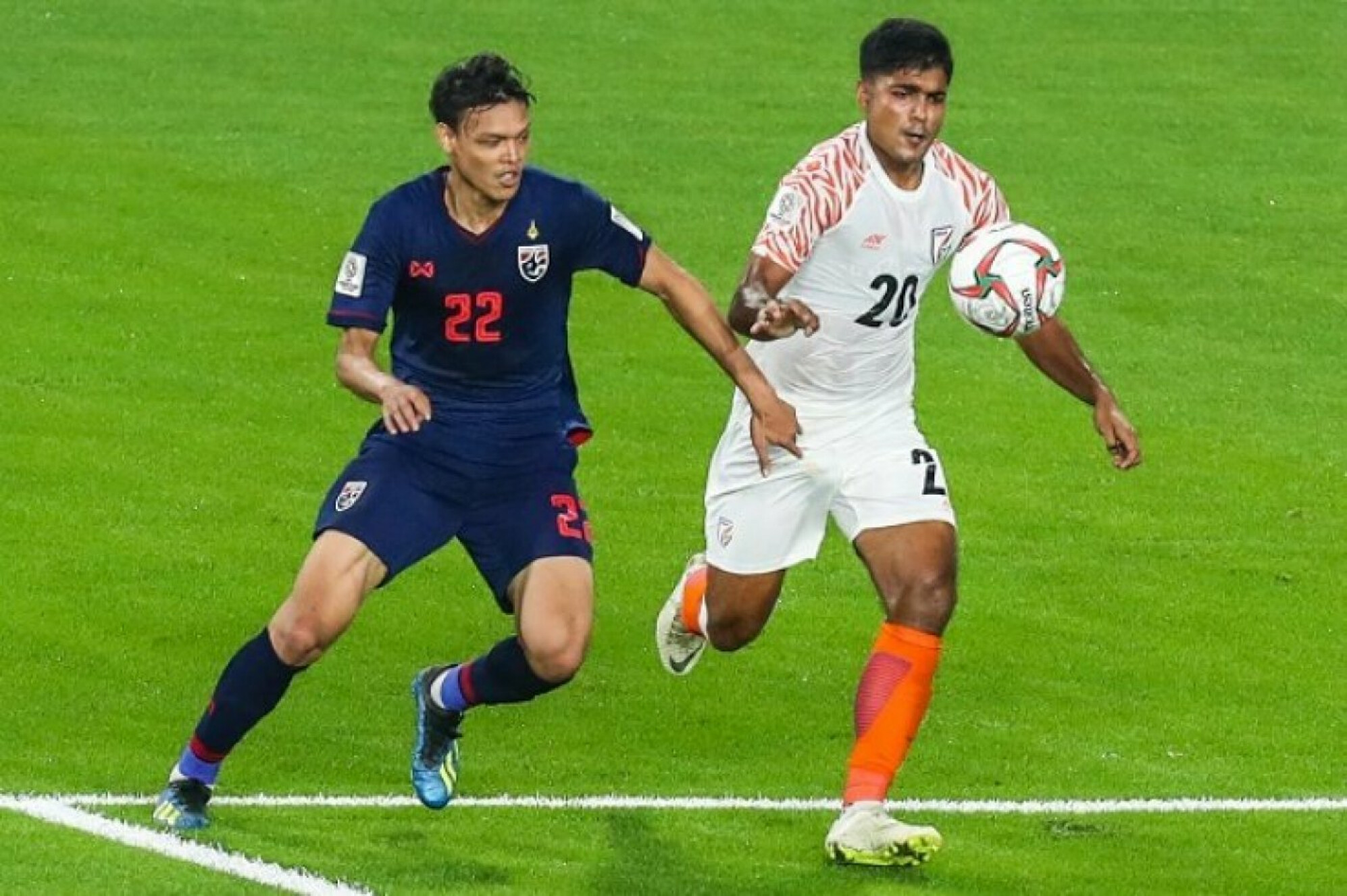 We will give UAE a real fight- Pritam Kotal