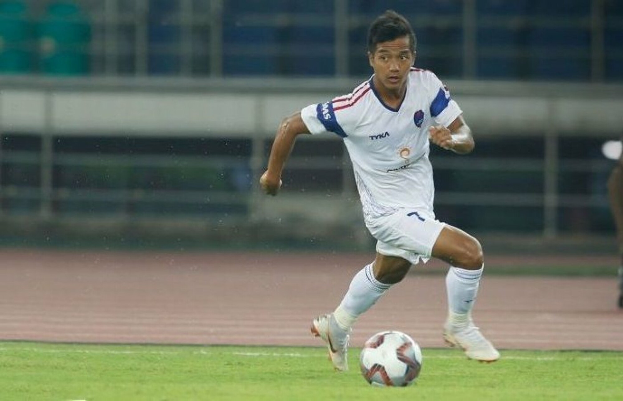 BREAKING NEWS: Delhi Dynamos agree for Chhangte's trials at top Norwegian club
