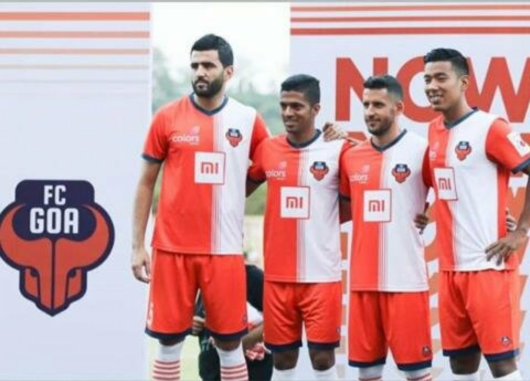 Chinese mobile giants Xiaomi roped in as FC Goa primary sponsor