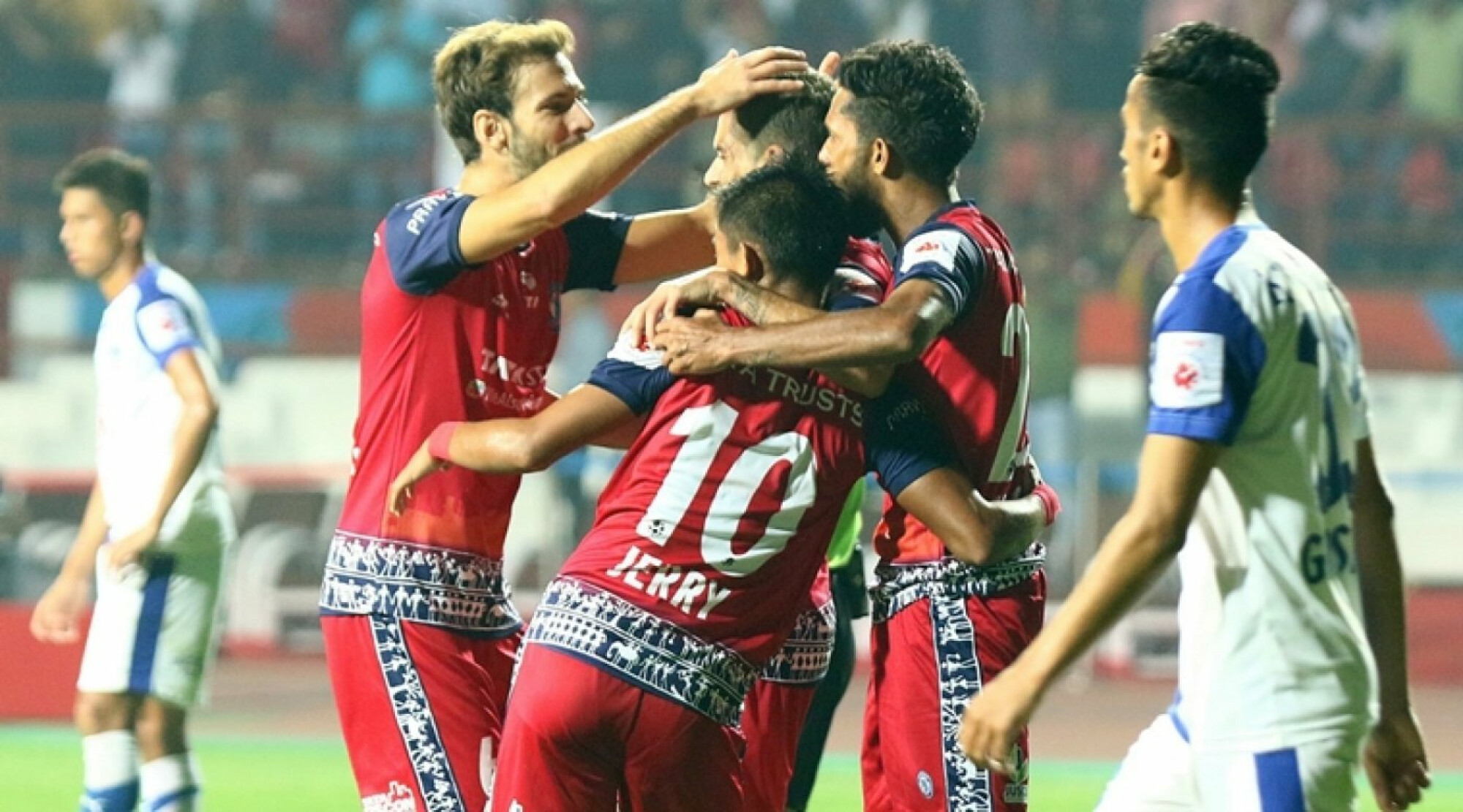 ISL 2018-19: Jamshedpur thrash Bengaluru to end the season on high note.
