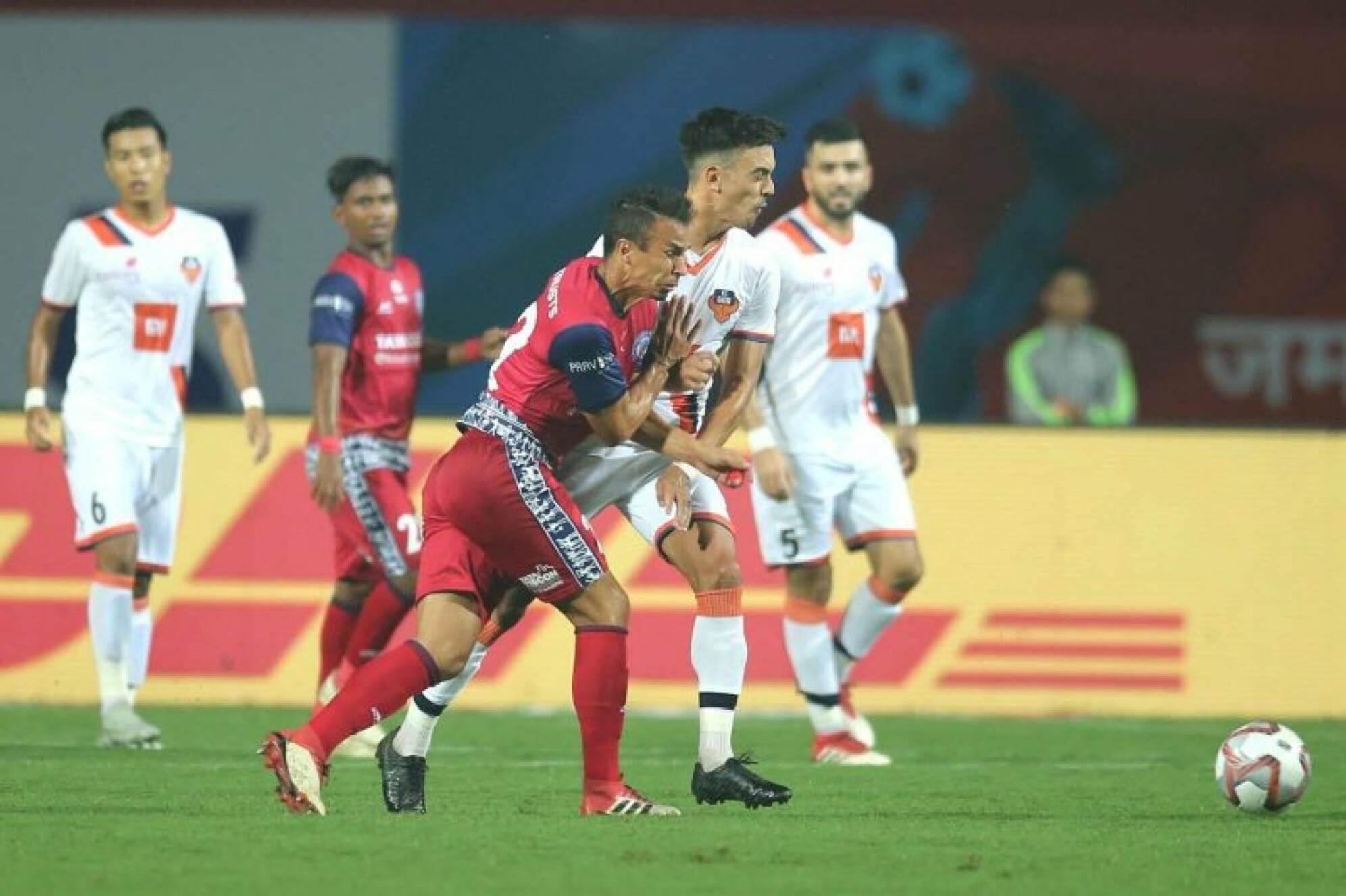 ISL 2018-19: Subrata shines as Jamshedpur salvage a draw against FC Goa