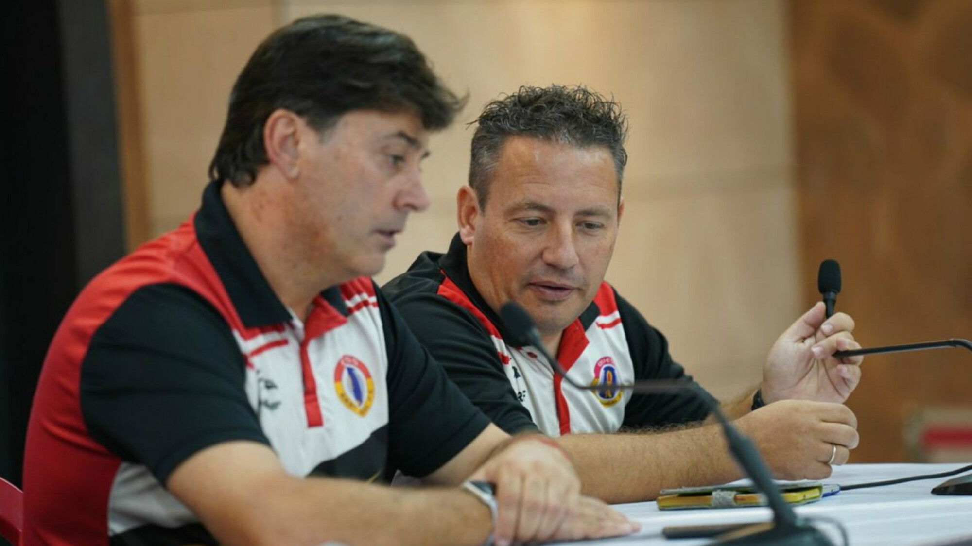 "Alejandro Menendez: ""I think now we have the confidence but not overconfidence"""