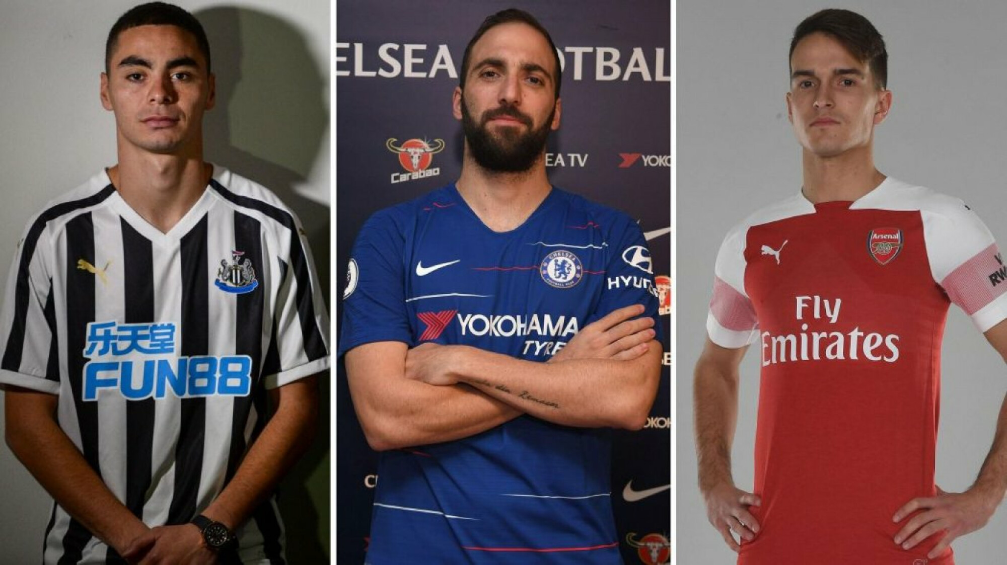 Top 5 Winter signings of the 2018/19 season