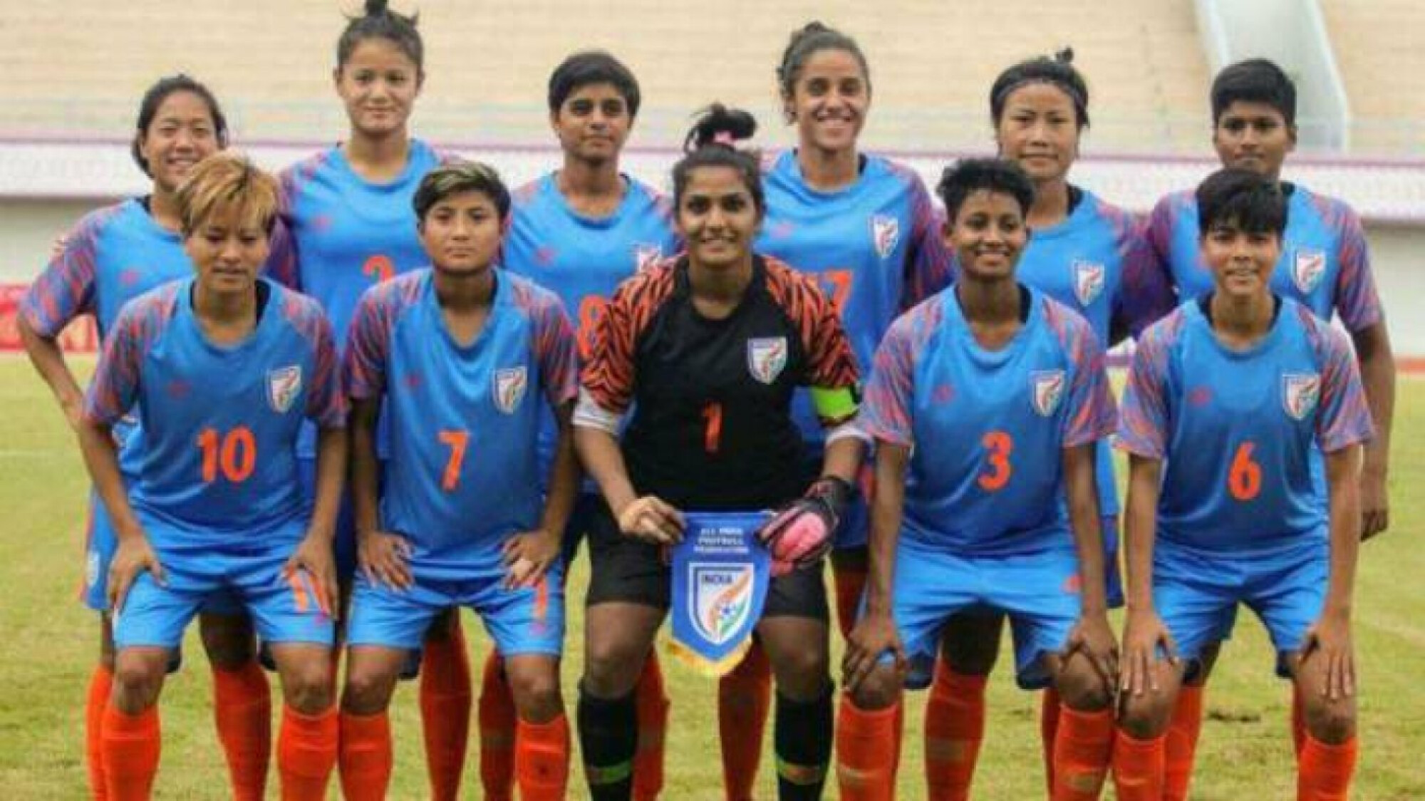 Indian women's football team to participate in Turkish women's cup.
