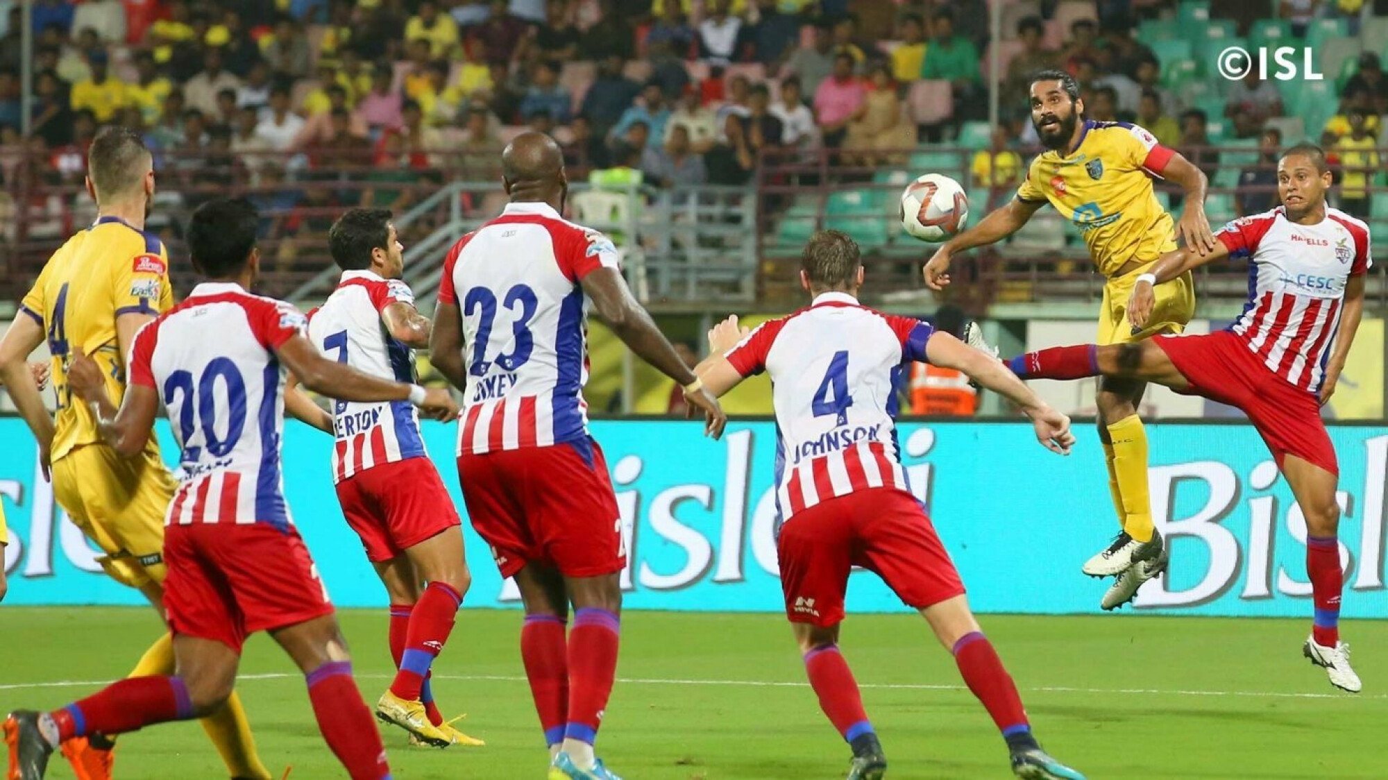 ISL 2018-19: Wasteful Blasters scrape a draw against ATK at home