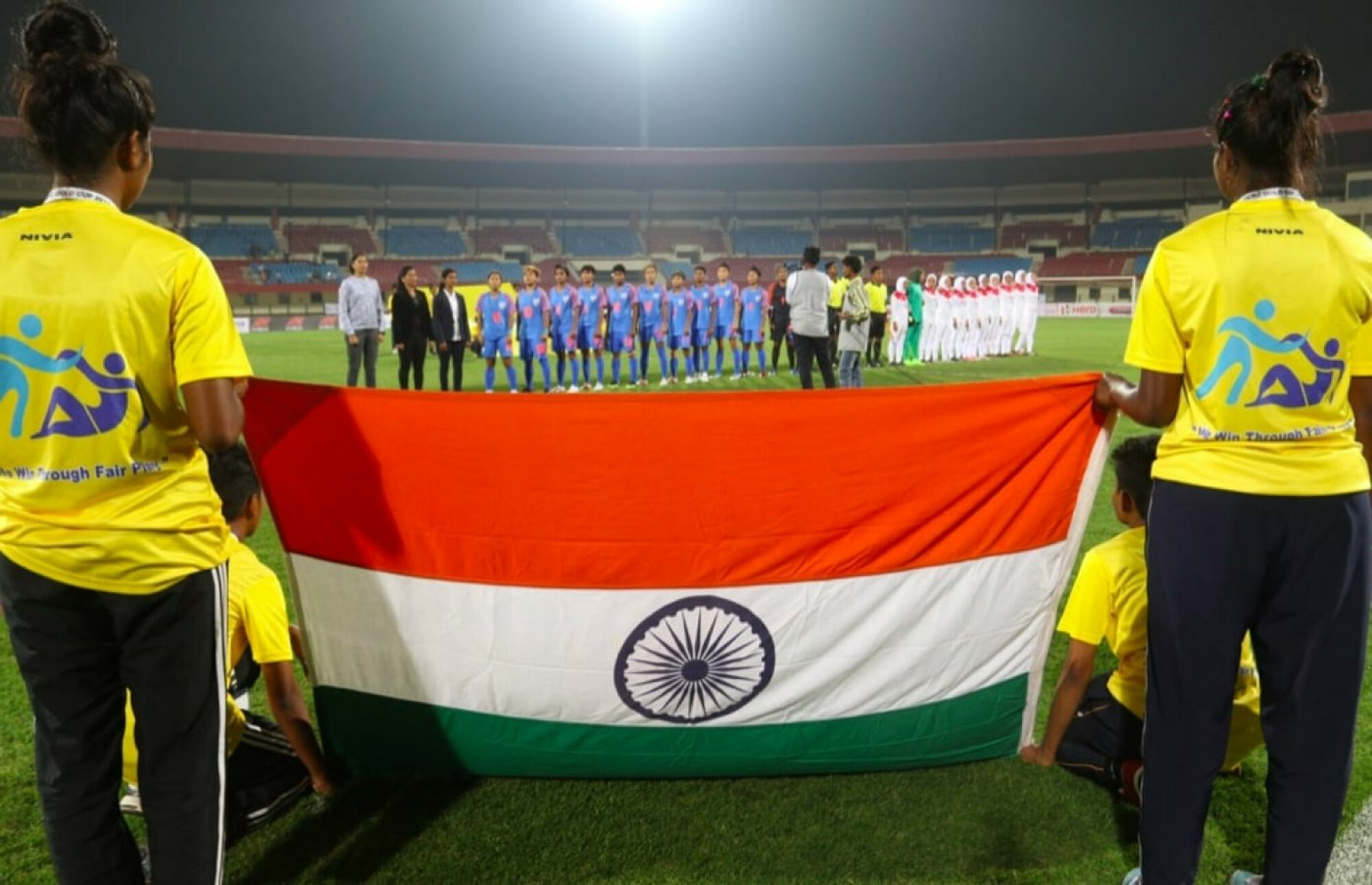 Hero Gold Cup 2019: India begin well with win over Iran.