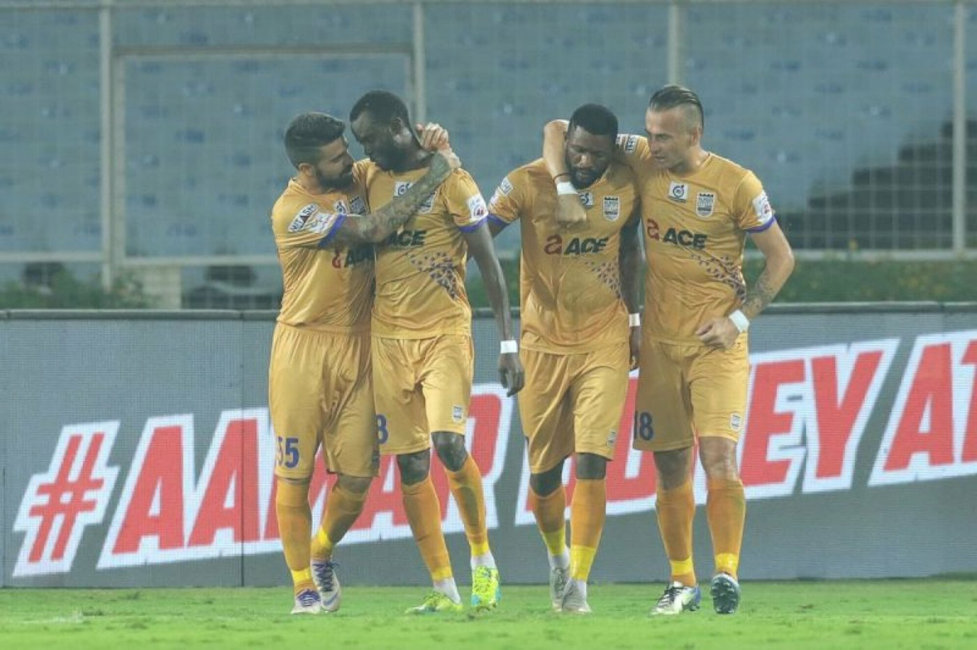 ISL 2018-19: Mumbai City beat ATK to secure playoff spot.