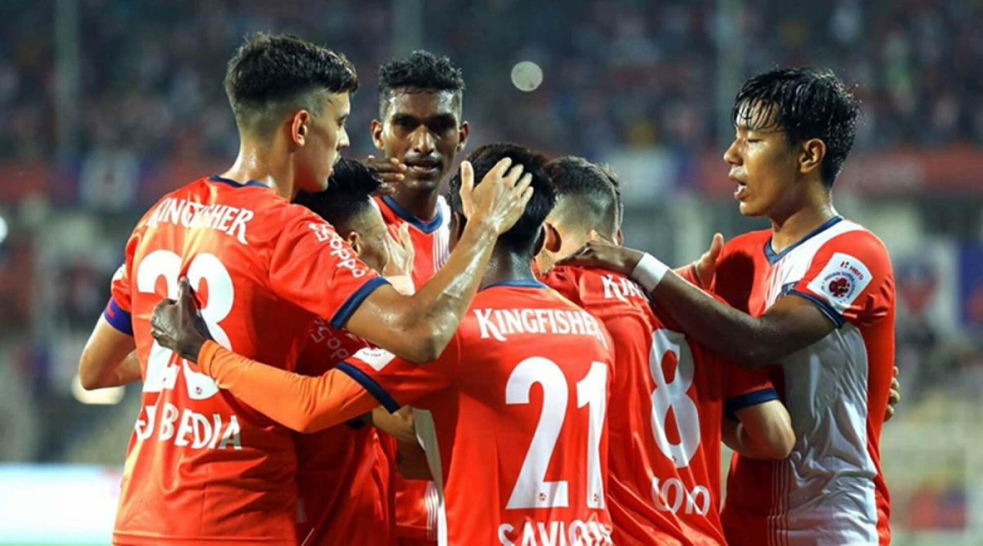 ISL 2018-19: FC Goa secure second position in the table with win over Chennaiyin.