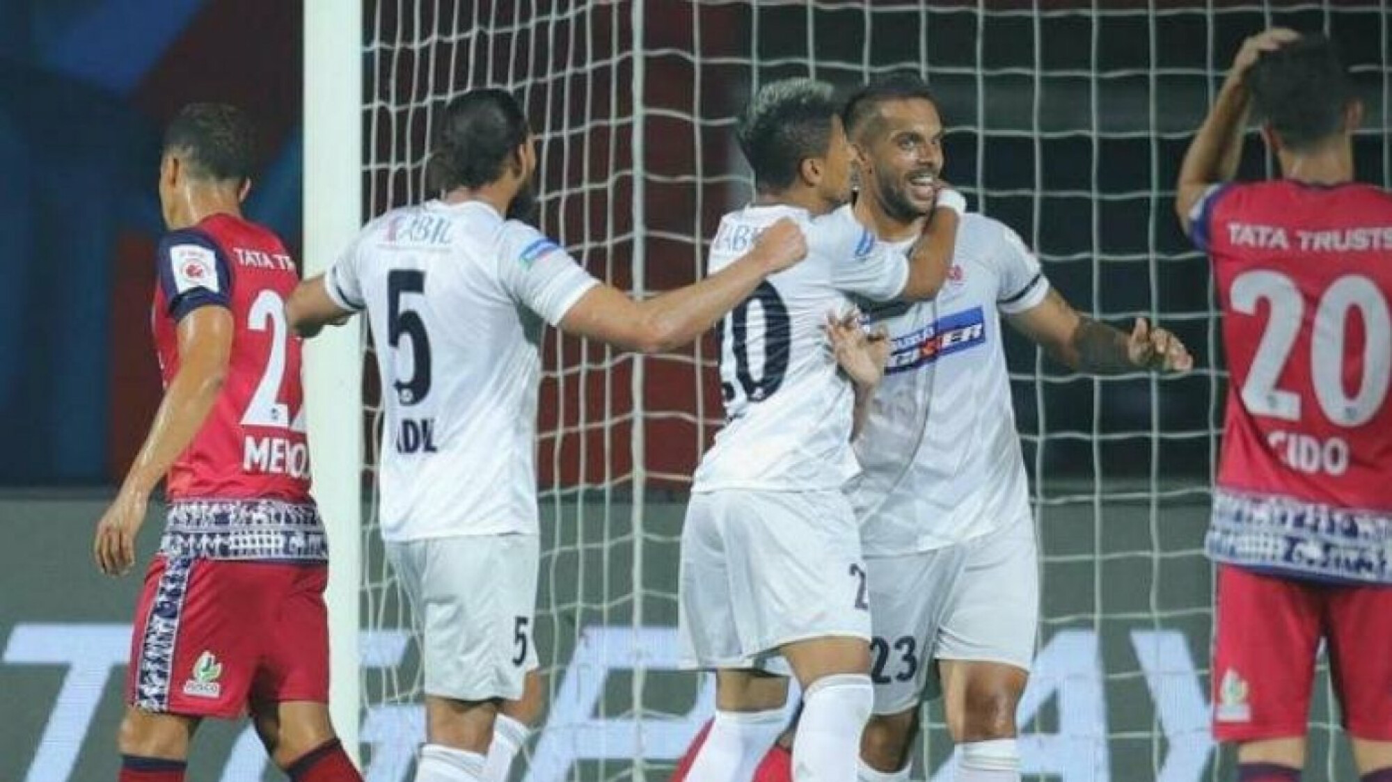 ISL 2018-19: FC Pune City annihilation leaves Jamshedpur with strenuous task in playoff race.