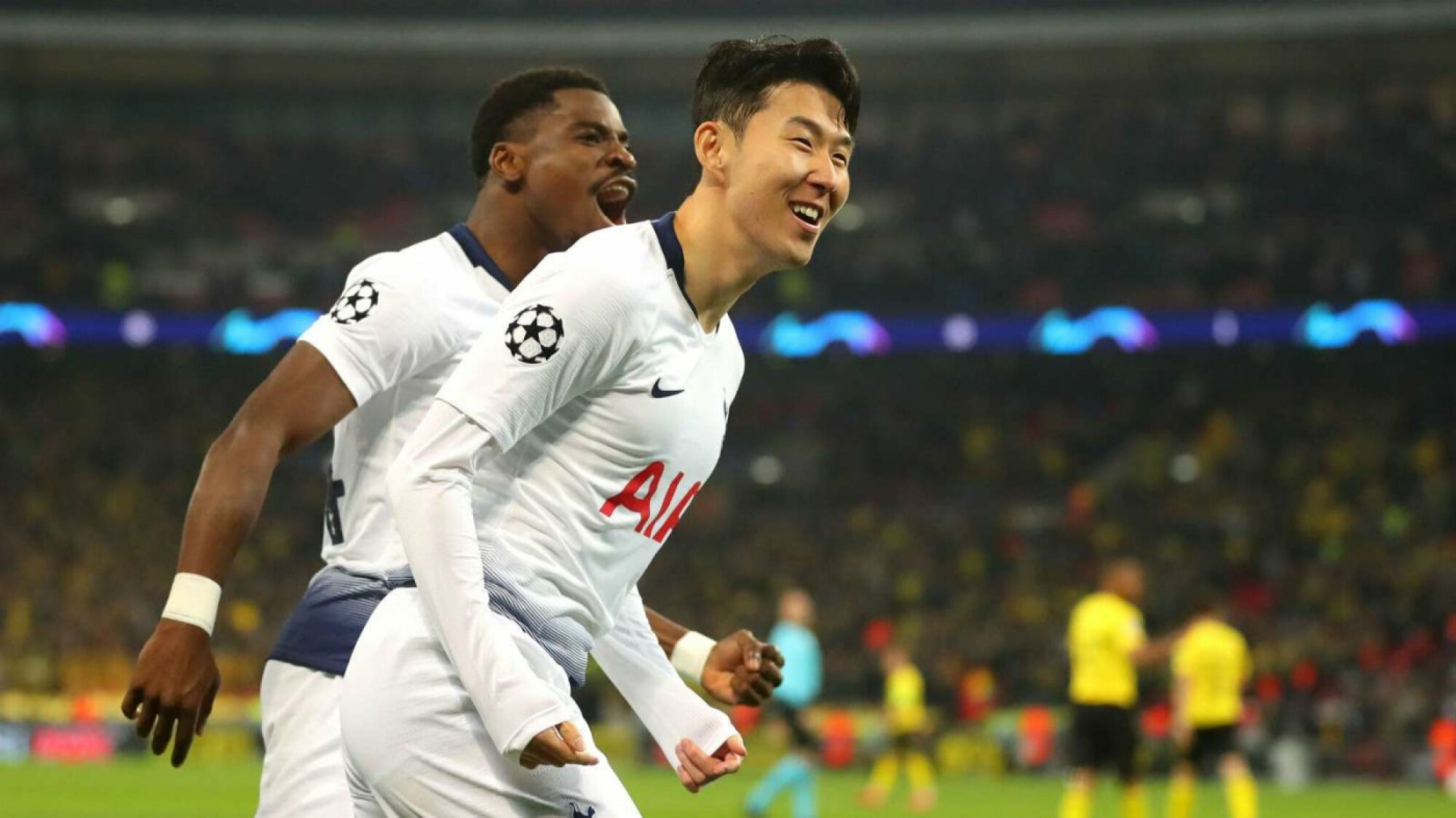 Champions League: Rd of 16 - Tottenham rout Dortmund while Madrid edge past AFC Ajax
