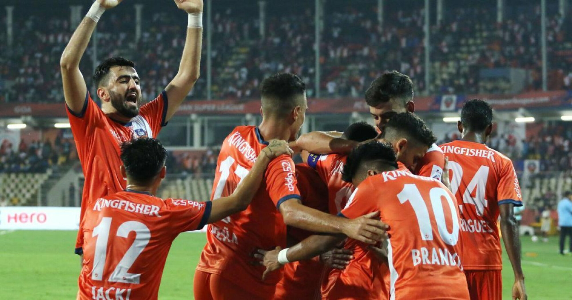 ISL 2018-19: FC Goa beat Kerala to qualify to the playoffs.