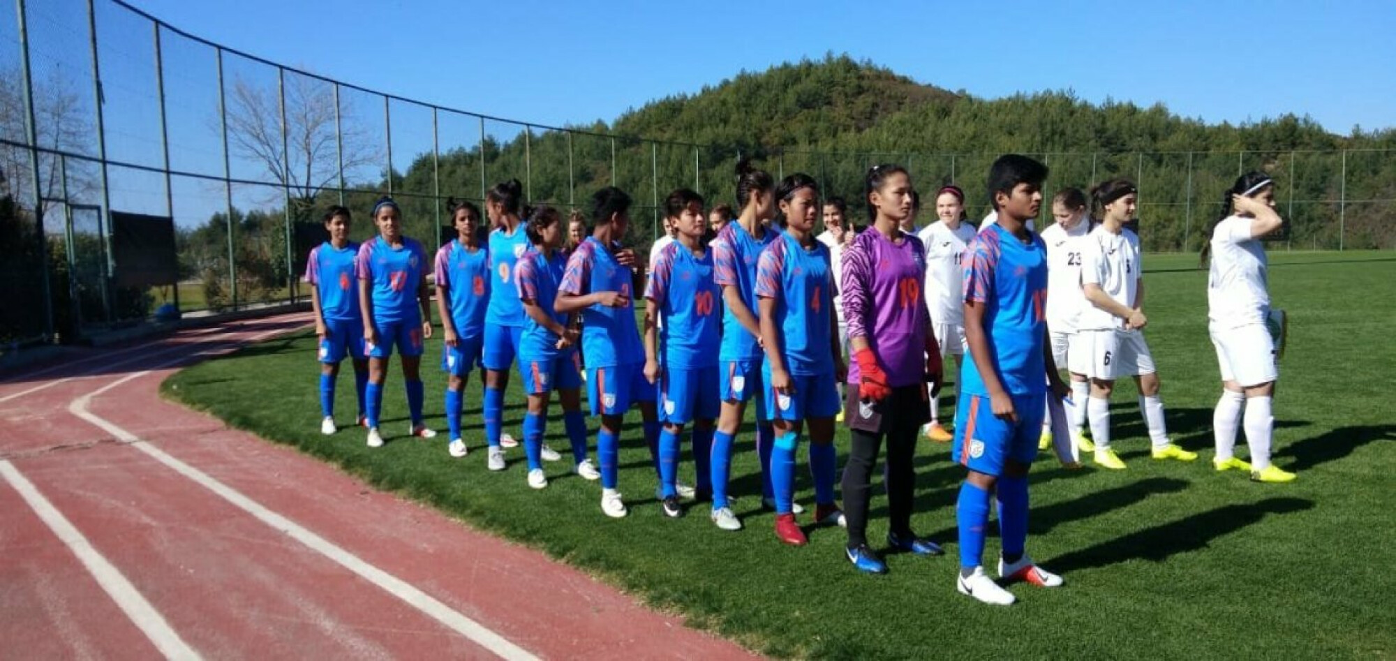 Turkish Women's Cup 2019: India thrash Turkmenistan 10-0