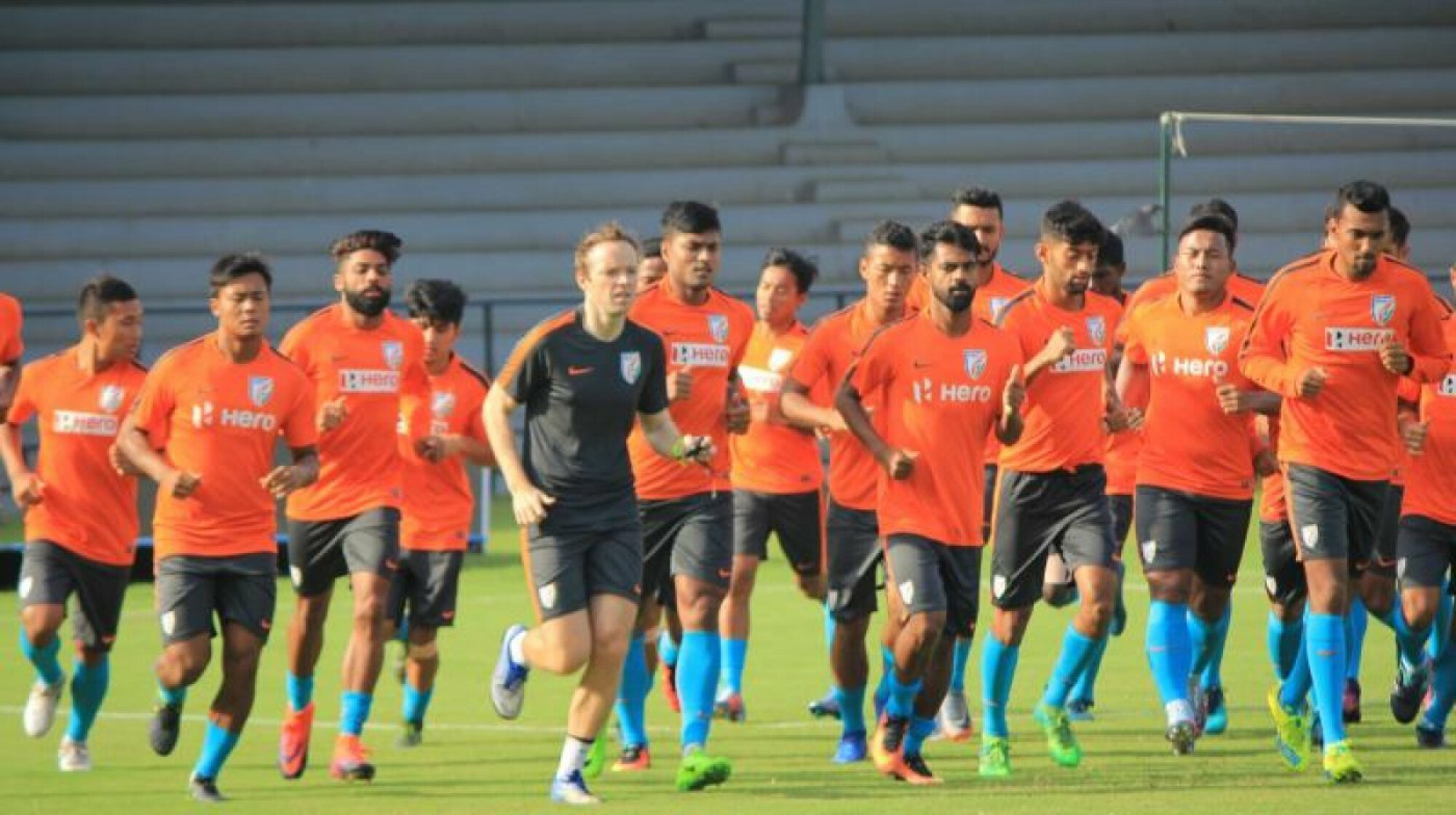 AFC U-23 Qualifiers: India set to lock horns with Qatar in a friendly