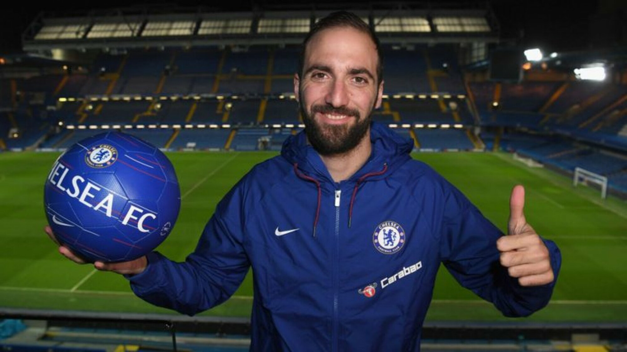 Chelsea seal Gonzalo Higuain loan move