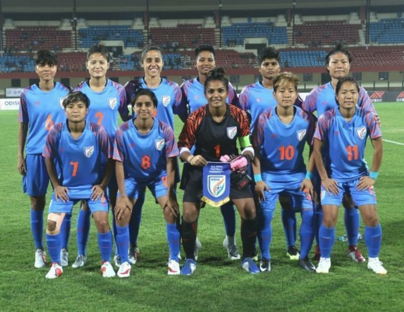2020 Women's football Olympics Qualifiers: India draw alongside Myanmar, Indonesia.