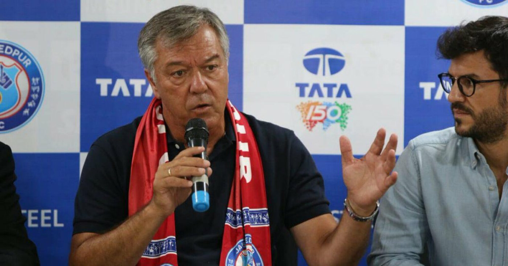 Jamshedpur FC coach Cesar Ferrando cries Financial foul play.