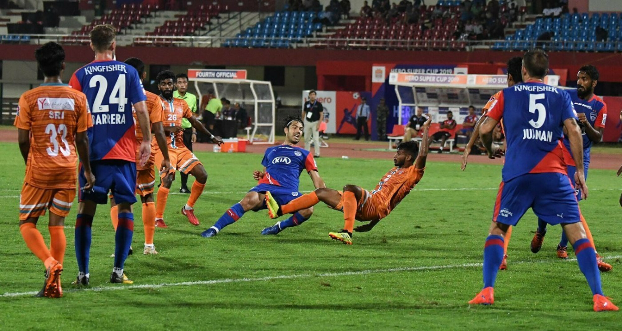 Super Cup 2019: Chennai City FC emerge victorious in 'battle of champions'.