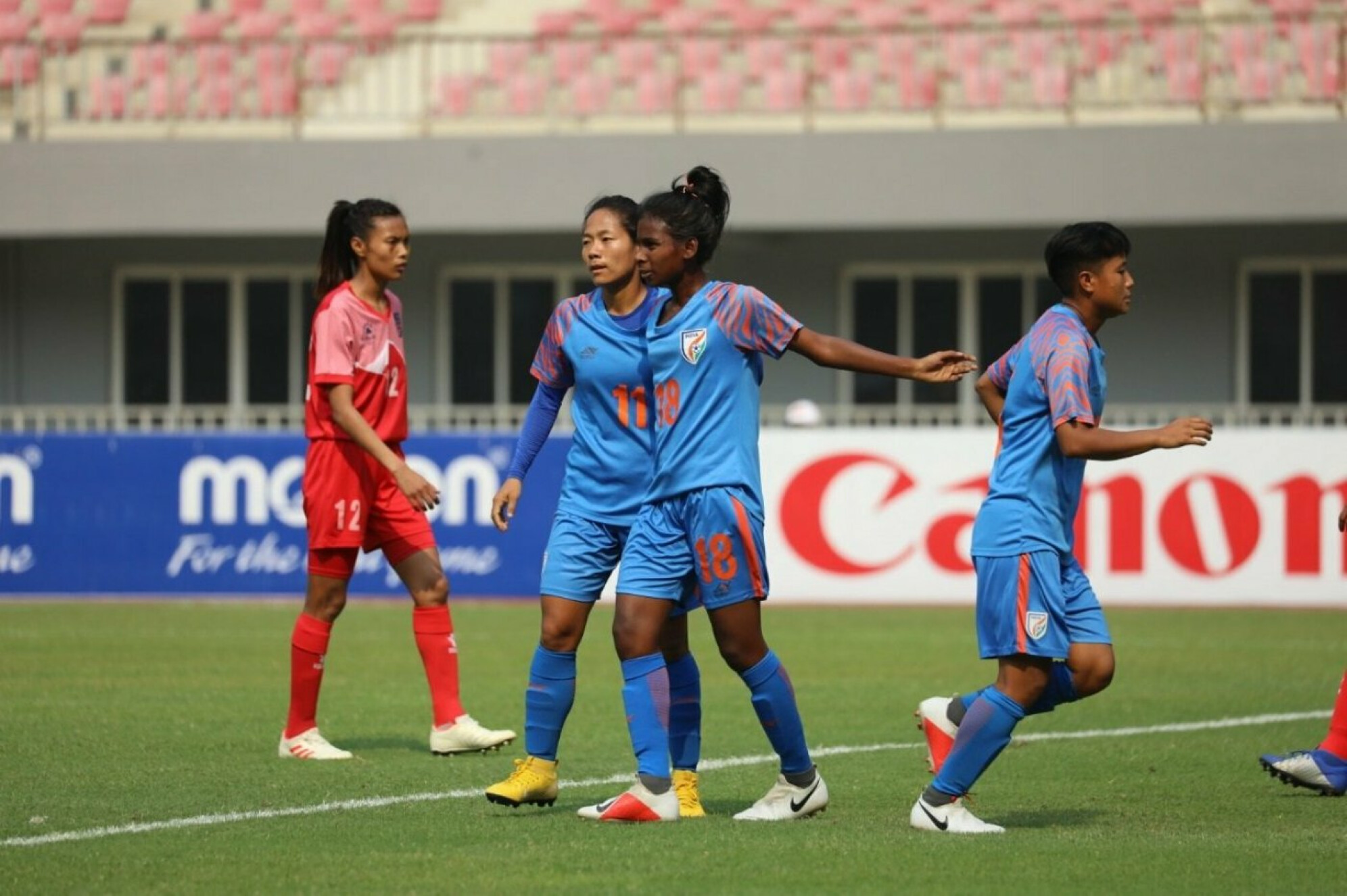 2020 Olympics Qualifiers: India defeat Nepal