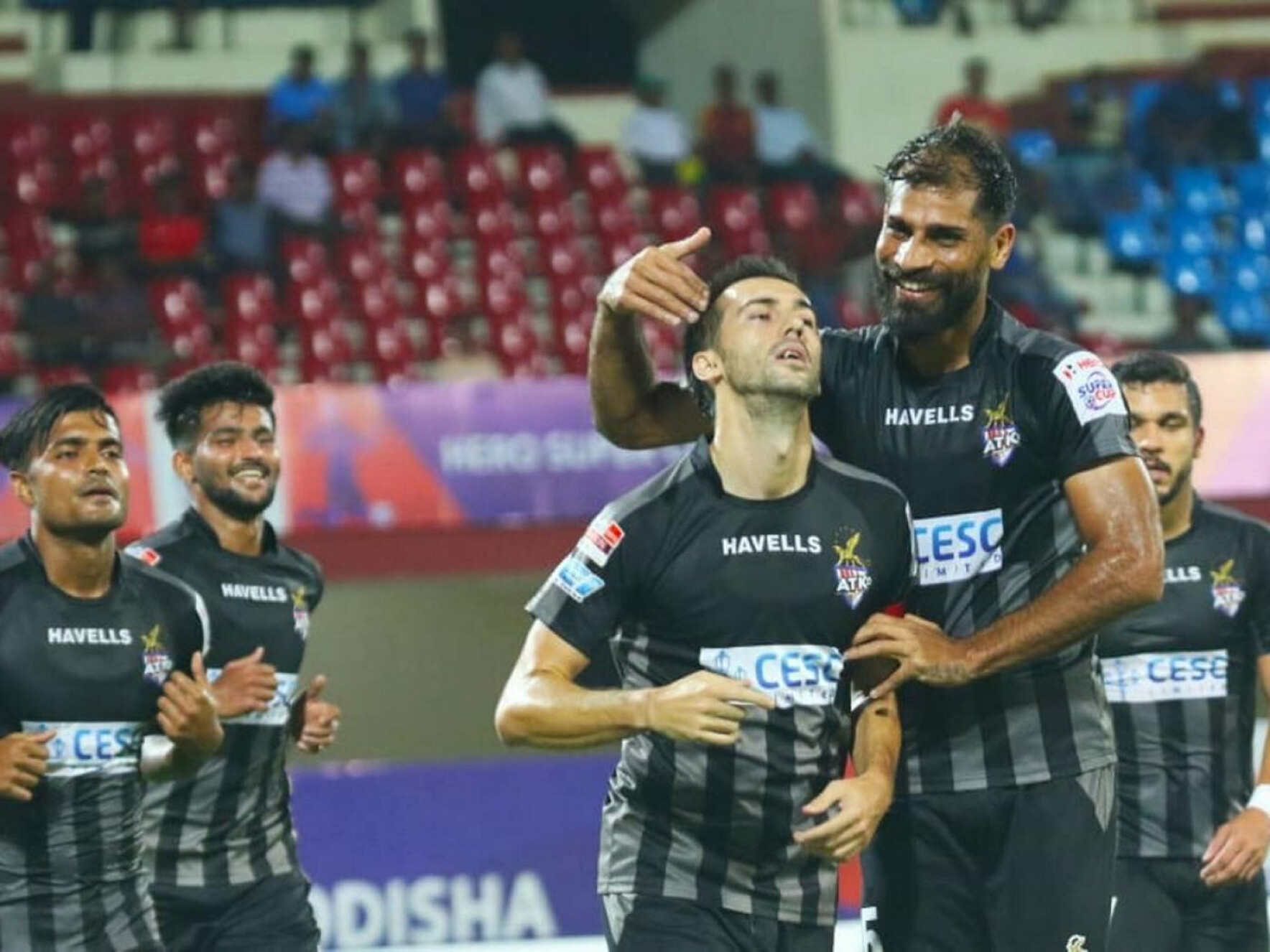 Super Cup 2019: ATK edge out Dynamos in a goal fest contest.