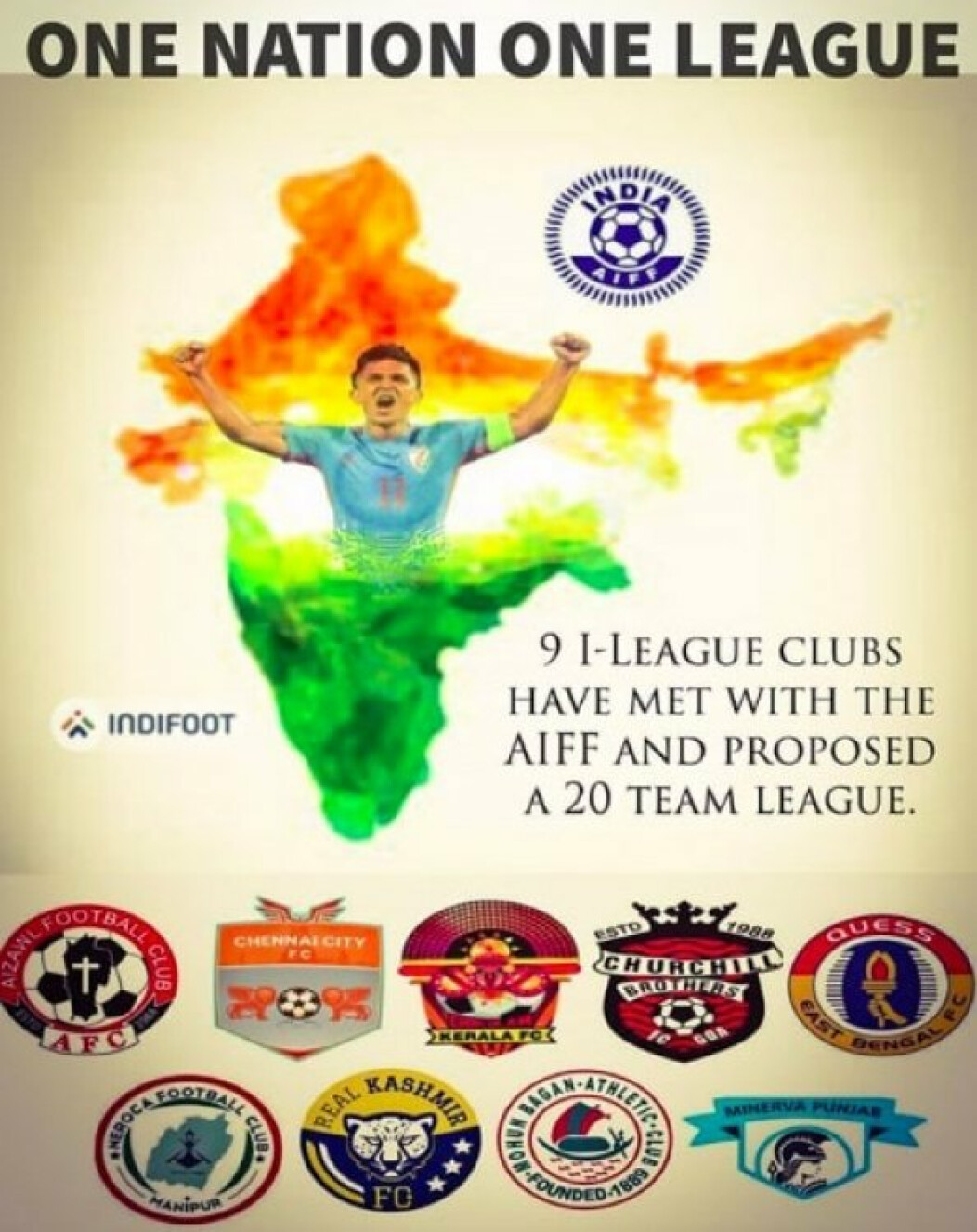 Super Cup 2019: I-league clubs ready to play the tournament.