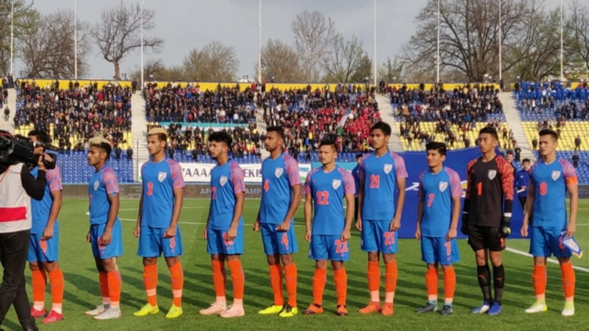 AFC U-23 Qualifiers 2019: Wasteful India go down to Uzbekistan.