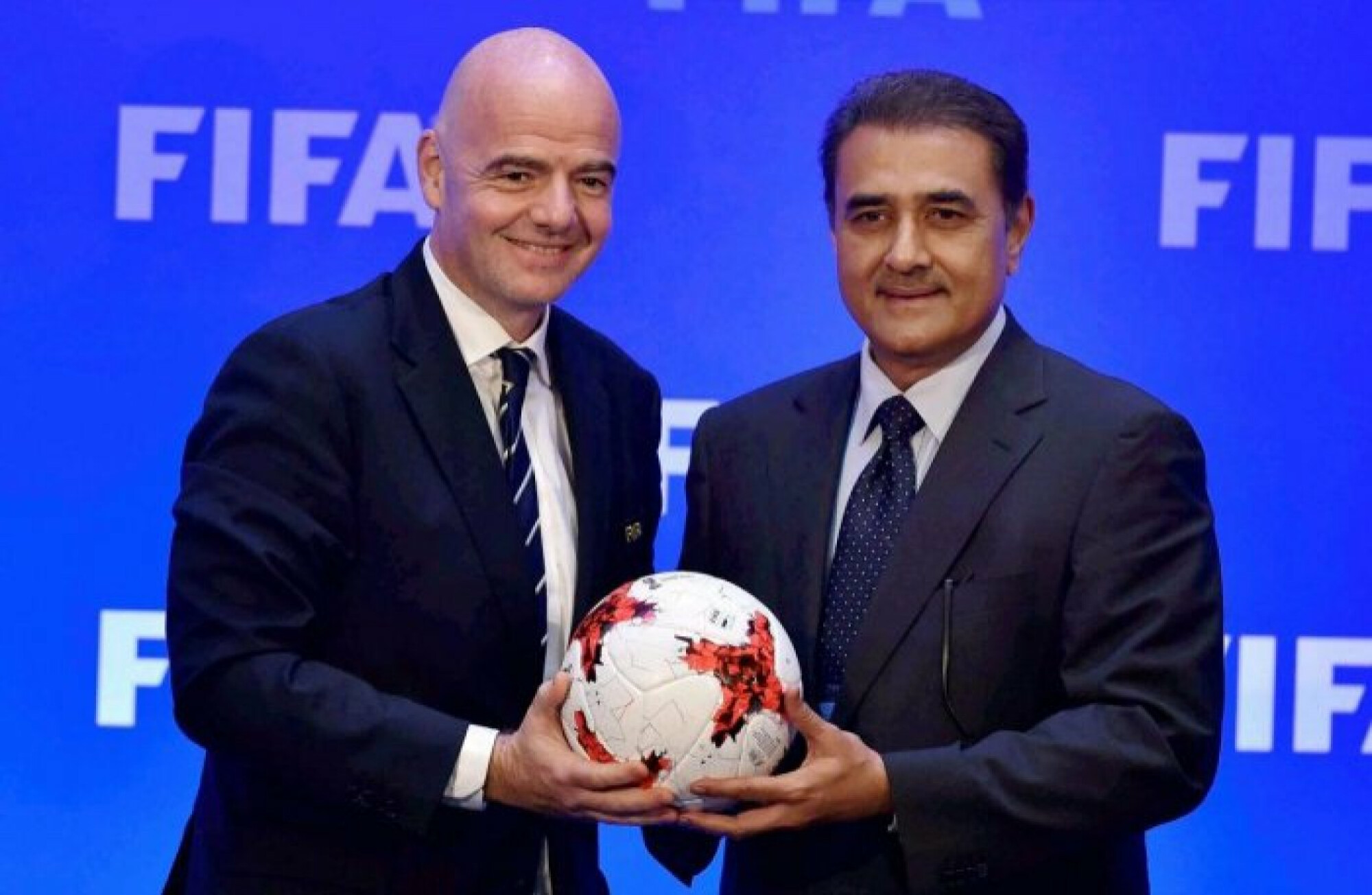 Praful Patel becomes first Indian in FIFA Council in landmark development for Indian football.