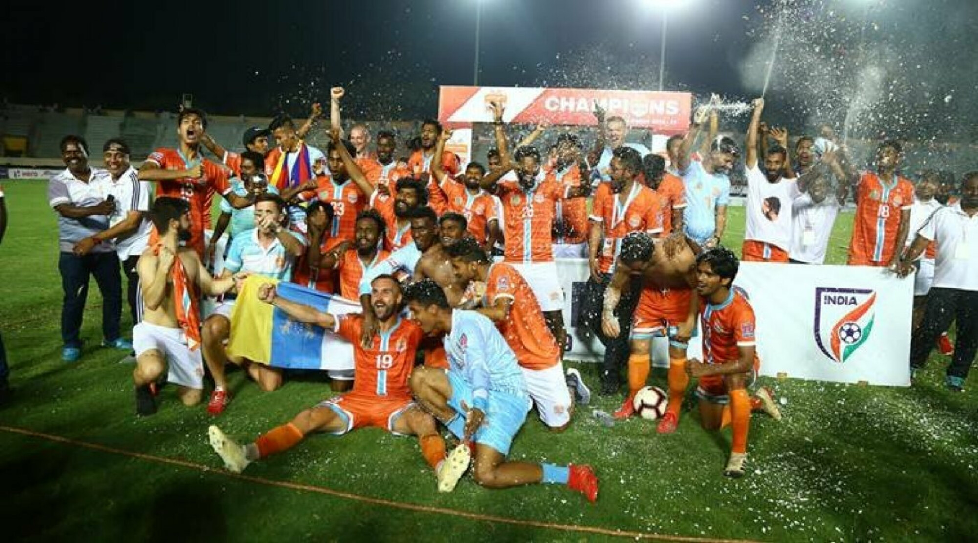 BREAKING: New trouble for AIFF-FSDL as AFC may block Chennai City FC's relegation to second division