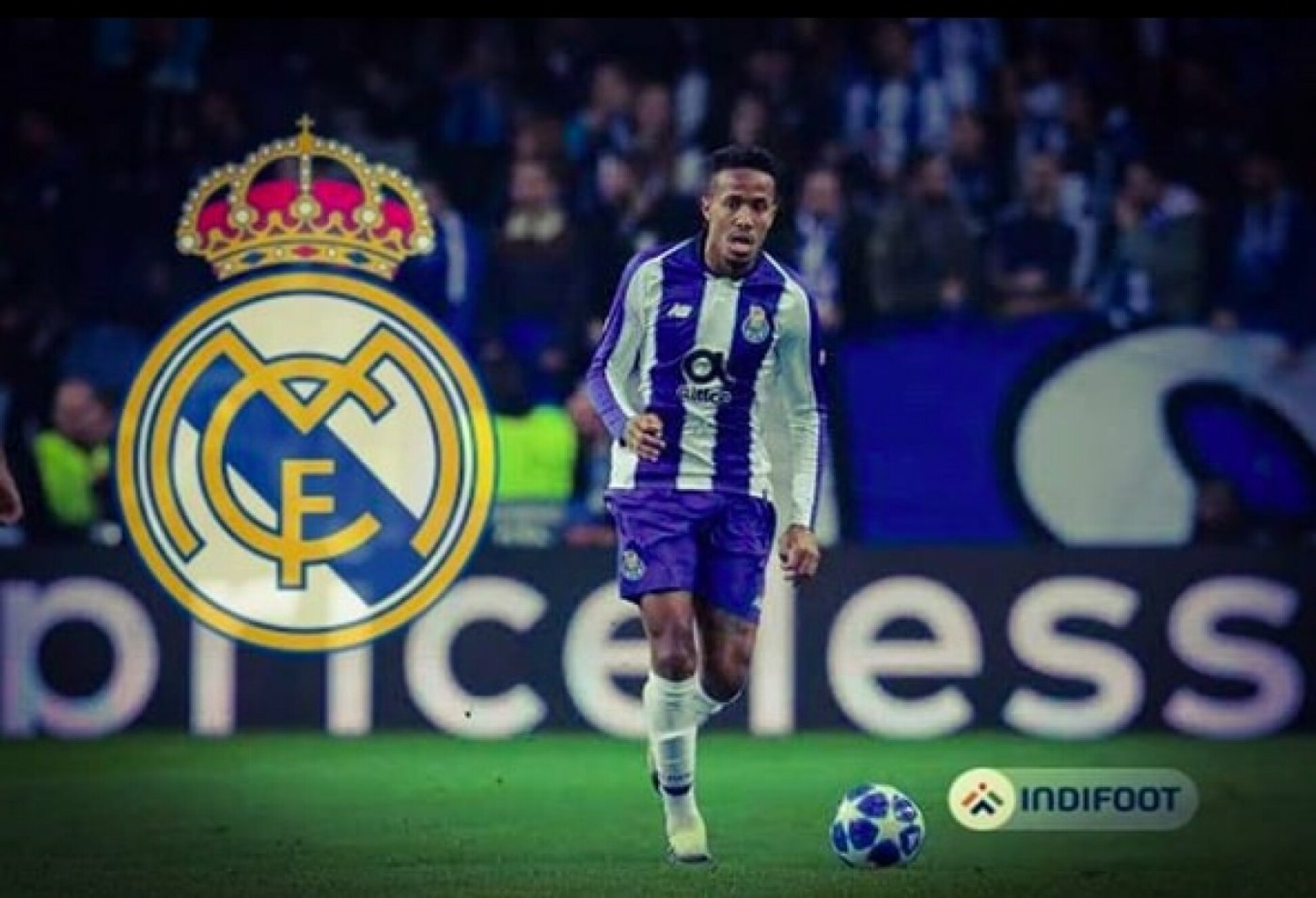 BREAKING NEWS: Real Madrid sign FC Porto defender Eder Militao