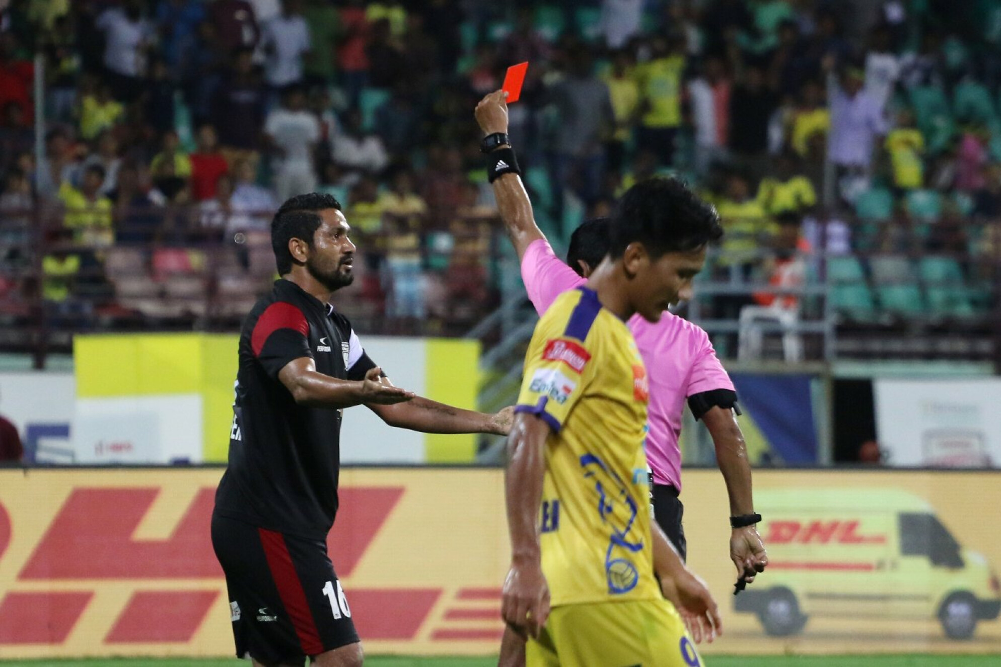 ISL 2018-19: Kerala Blasters share spoils with NorthEast to finish the season.