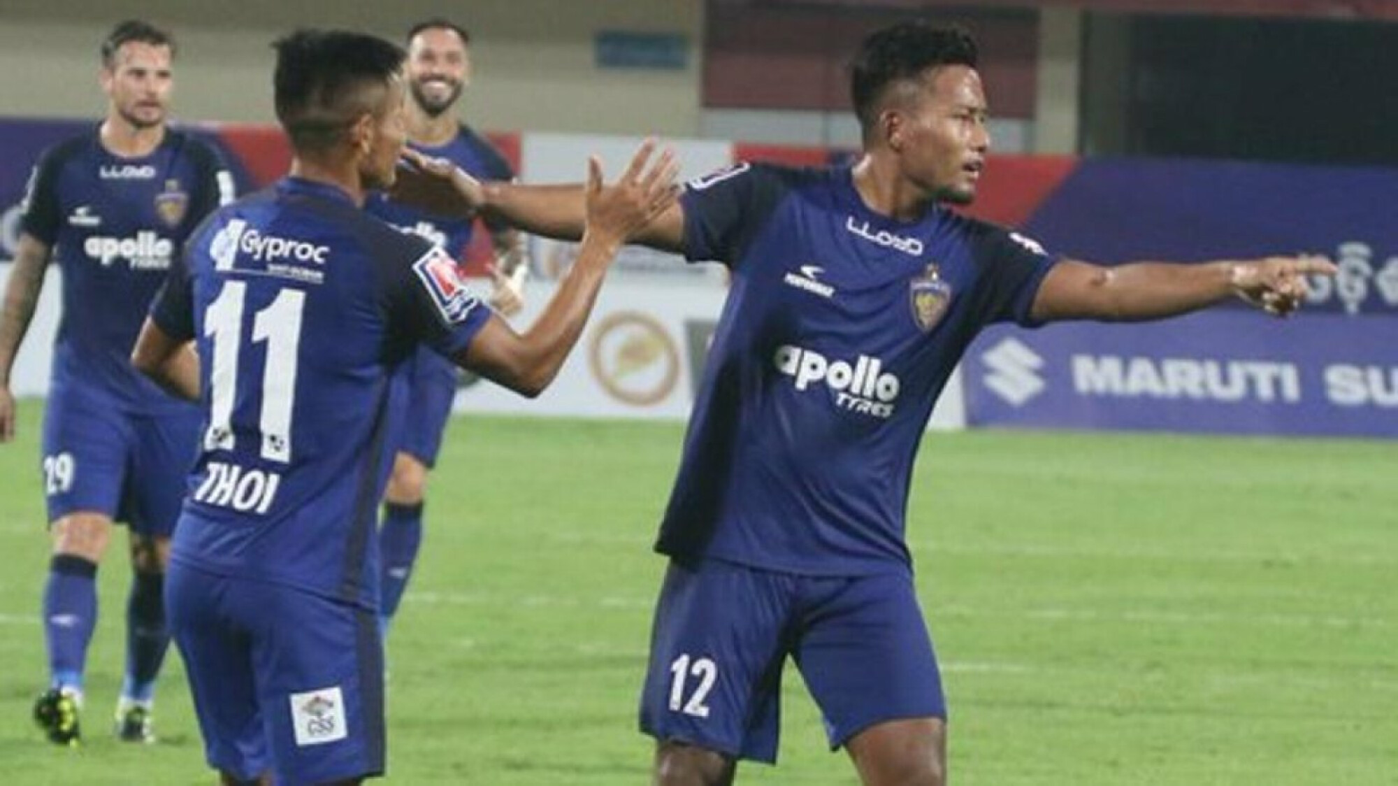 Super Cup 2019: Chennaiyin knock Mumbai to progress to round of 16.