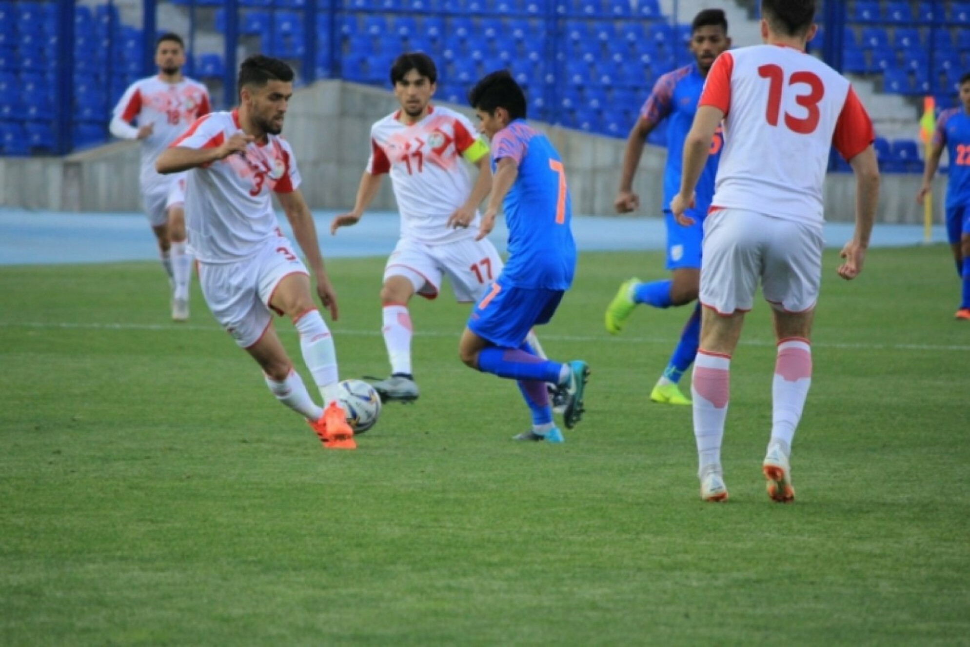 AFC U-23 Qualifiers: India lose to Tajikistan to get knocked out of race.
