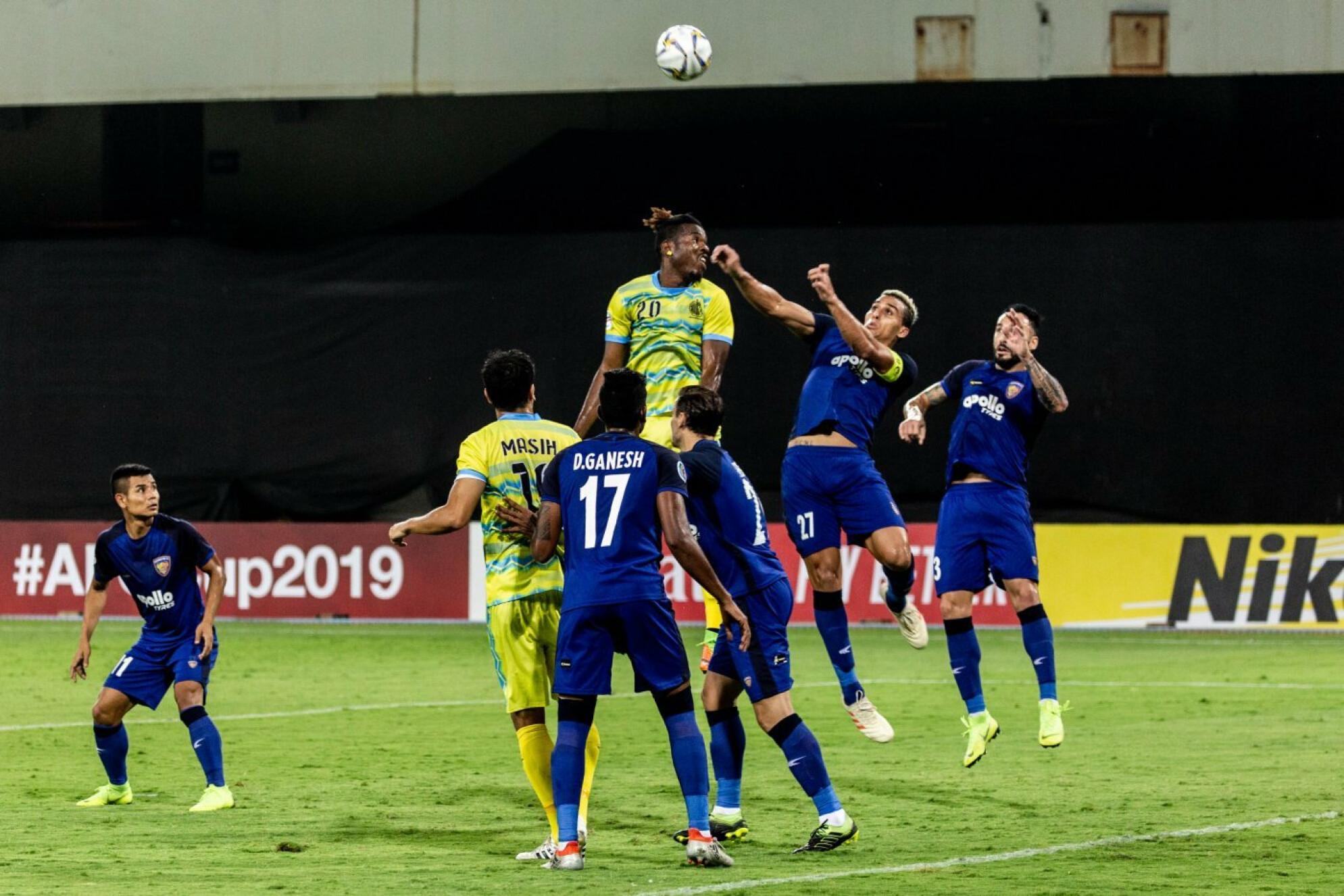 MATCH REPORT: Chennaiyin FC consolidate top spot with hard-fought win over Bangladesh's Abahani