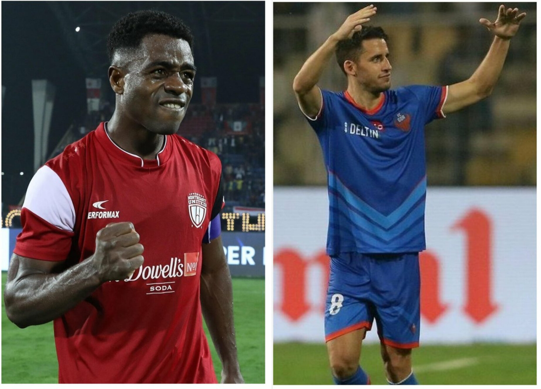 BREAKING NEWS: Corominas and Ogbeche leave FC Goa and NorthEast United respectively
